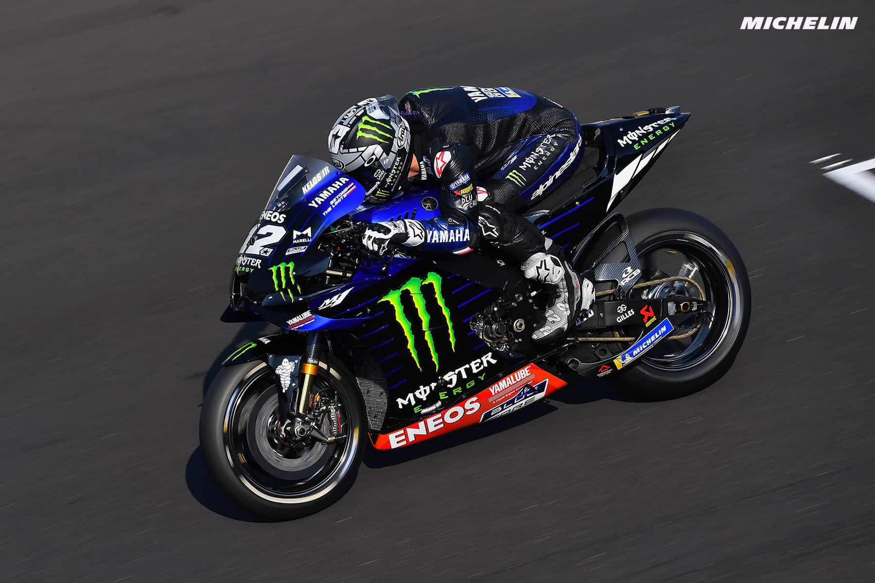 MotoGPポルティマオテスト 初日セッションライダーコメント ヤマハ