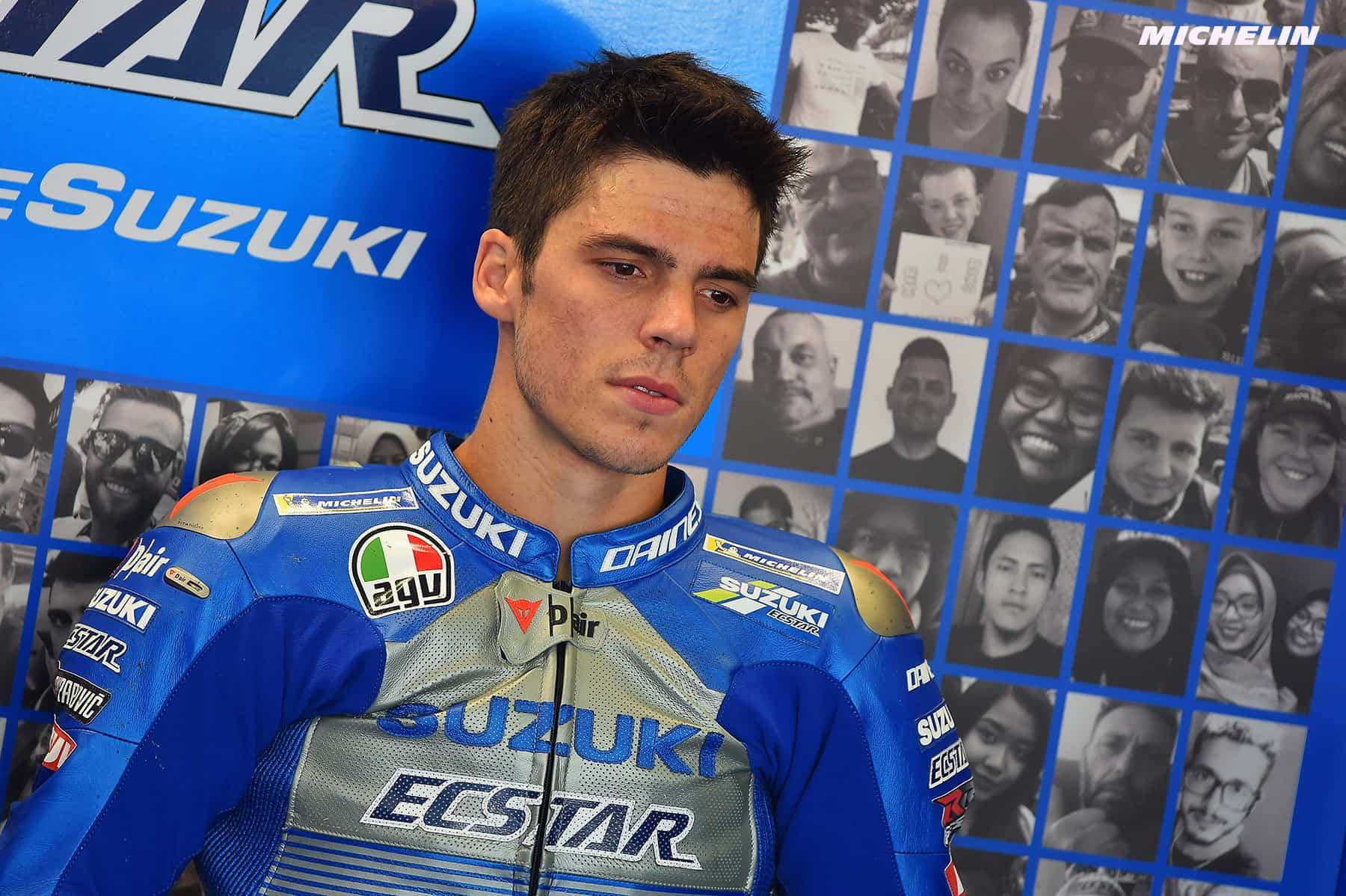 MotoGP2020エミリア・ロマーニャGP 初日総合7位 ジョアン・ミル「前2列からのスタートが目標」