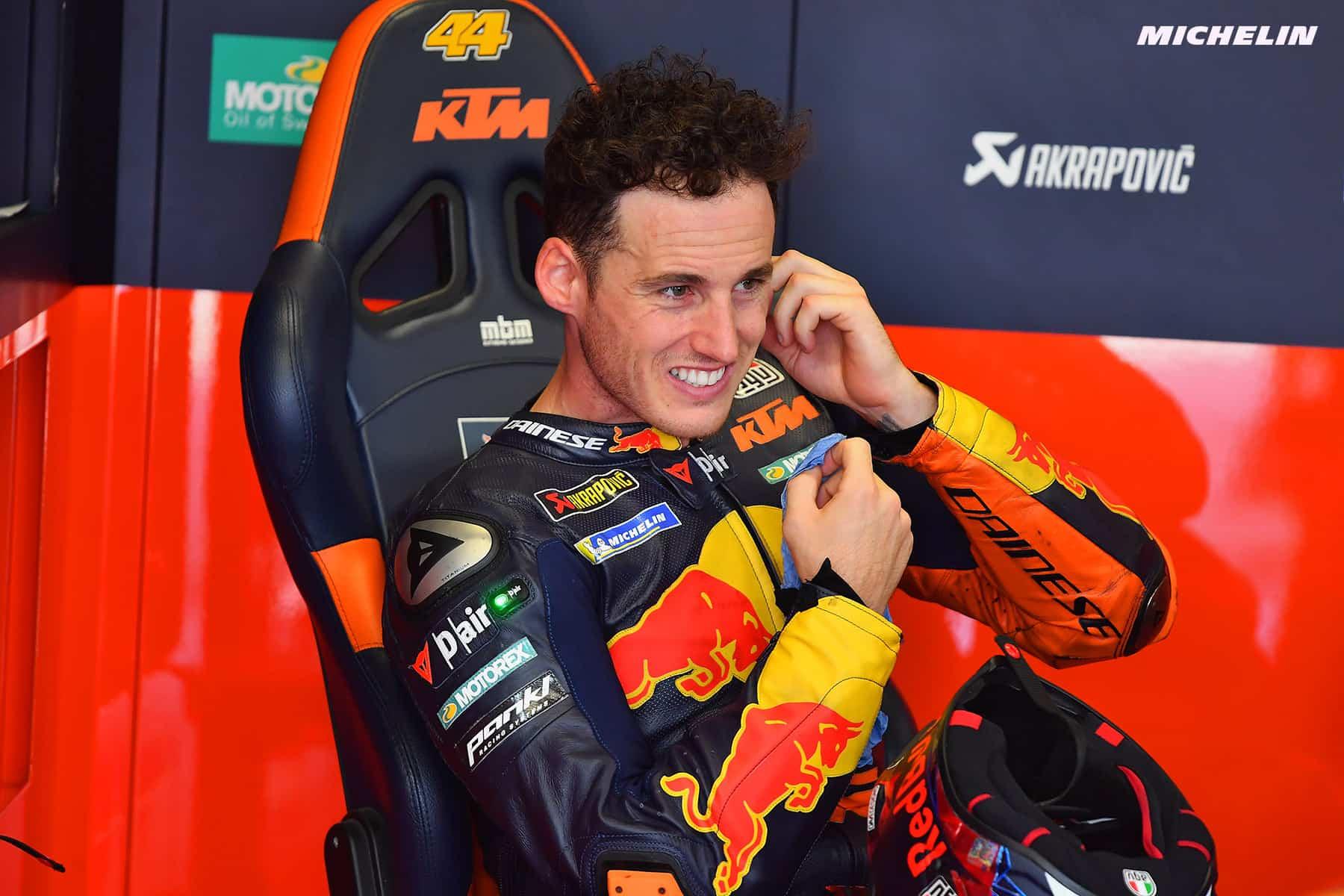 MotoGP2020エミリア・ロマーニャGP 初日総合5位 ポル・エスパルガロ「バイクの状態は非常に良い」