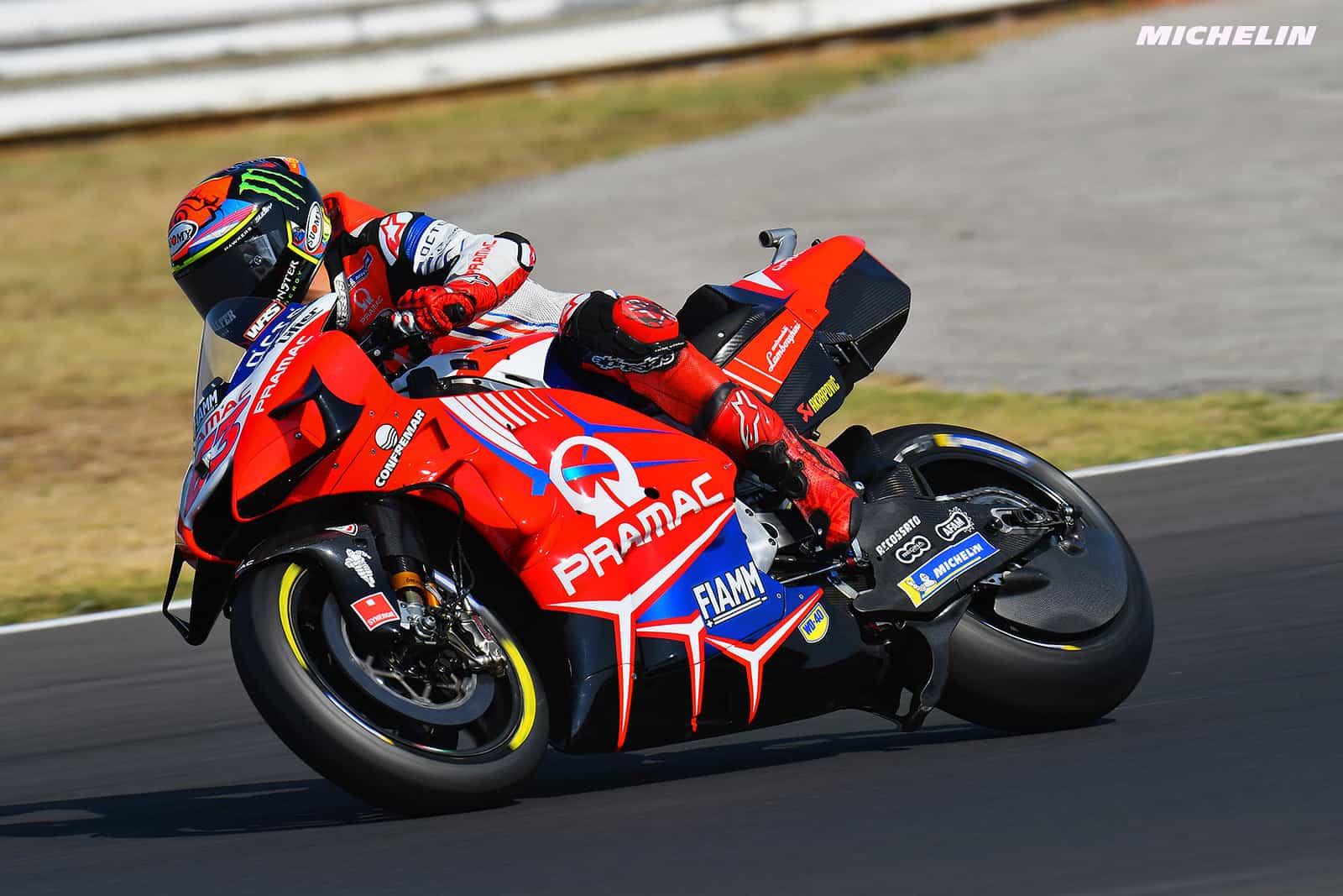 MotoGP2020フランスGP フランセスコ・バグナイア「もっとコンスタントに走行したい」