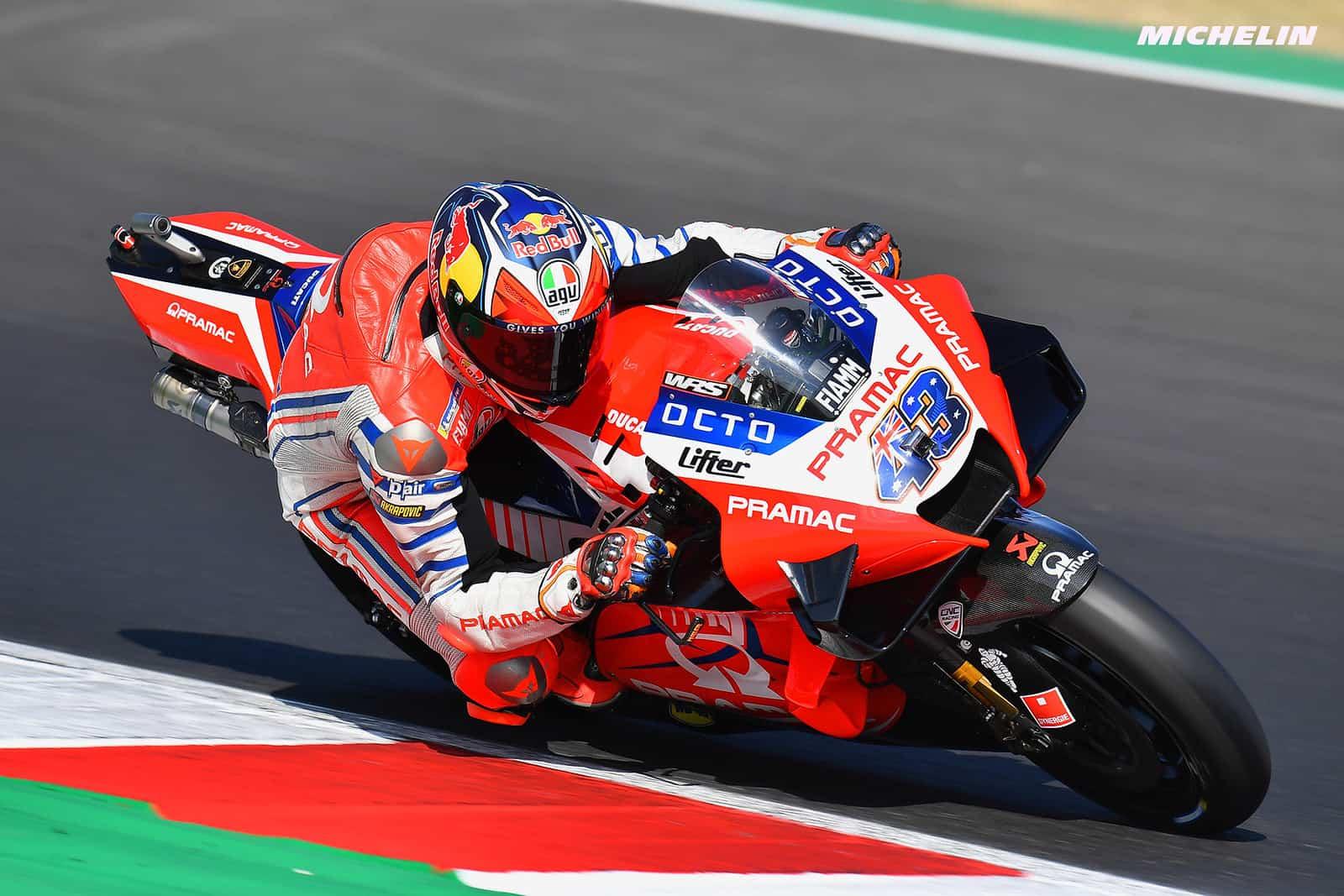 MotoGPフランスGP ジャック・ミラー「この時期のル・マンは正直気乗りしない」