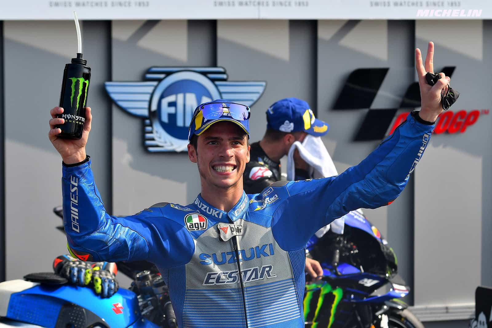 フランスGP ジョアン・ミル「優勝することに意識を集中していきたい」
