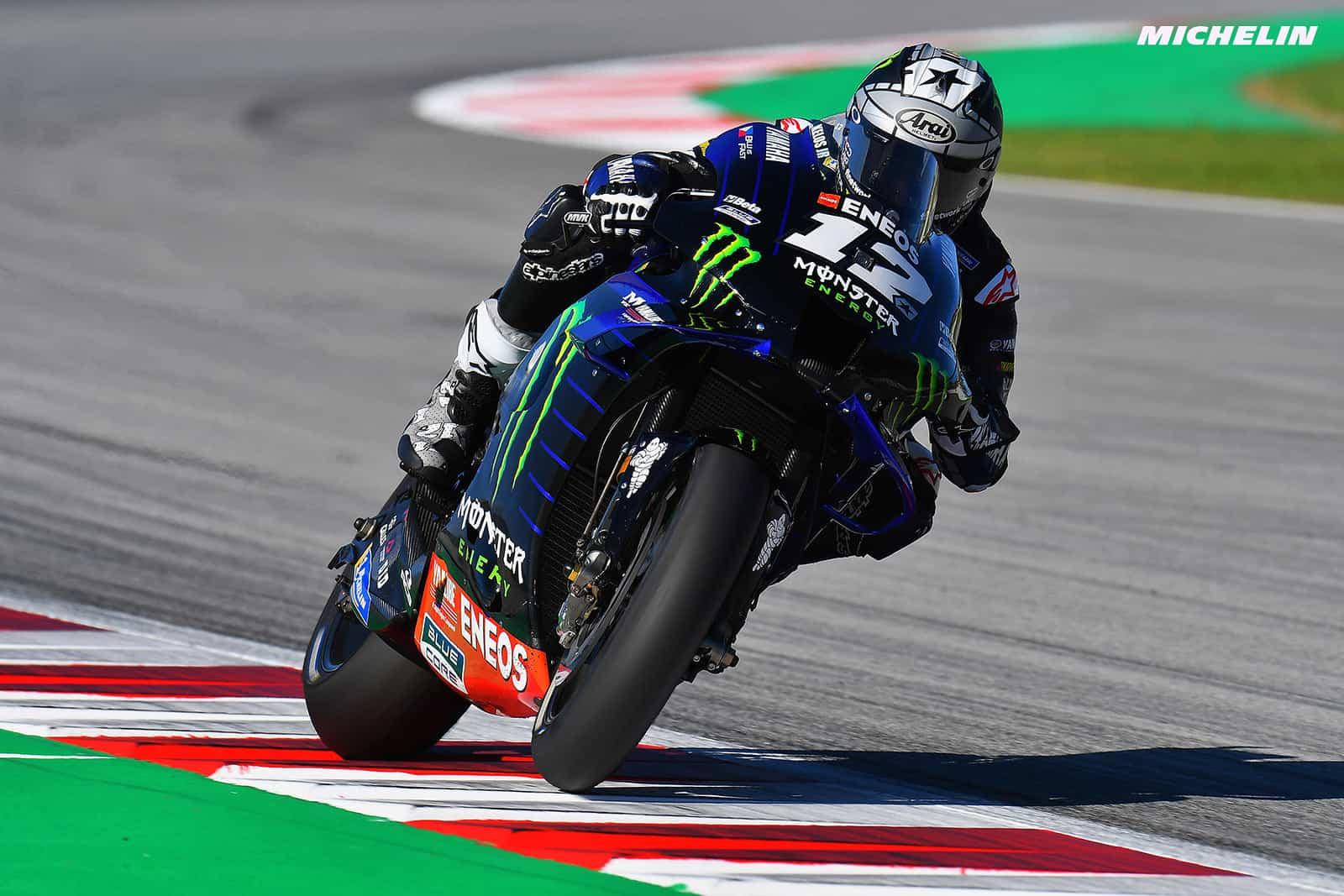 MotoGPフランスGP マーべリック・ビニャーレス「目の前のレースに集中したい」