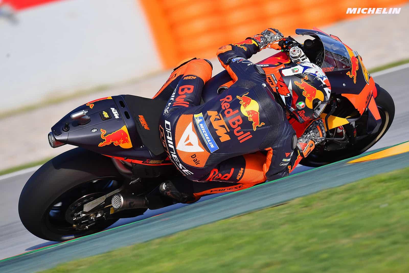 MotoGPポルティマオテスト 初日セッションライダーコメント KTM