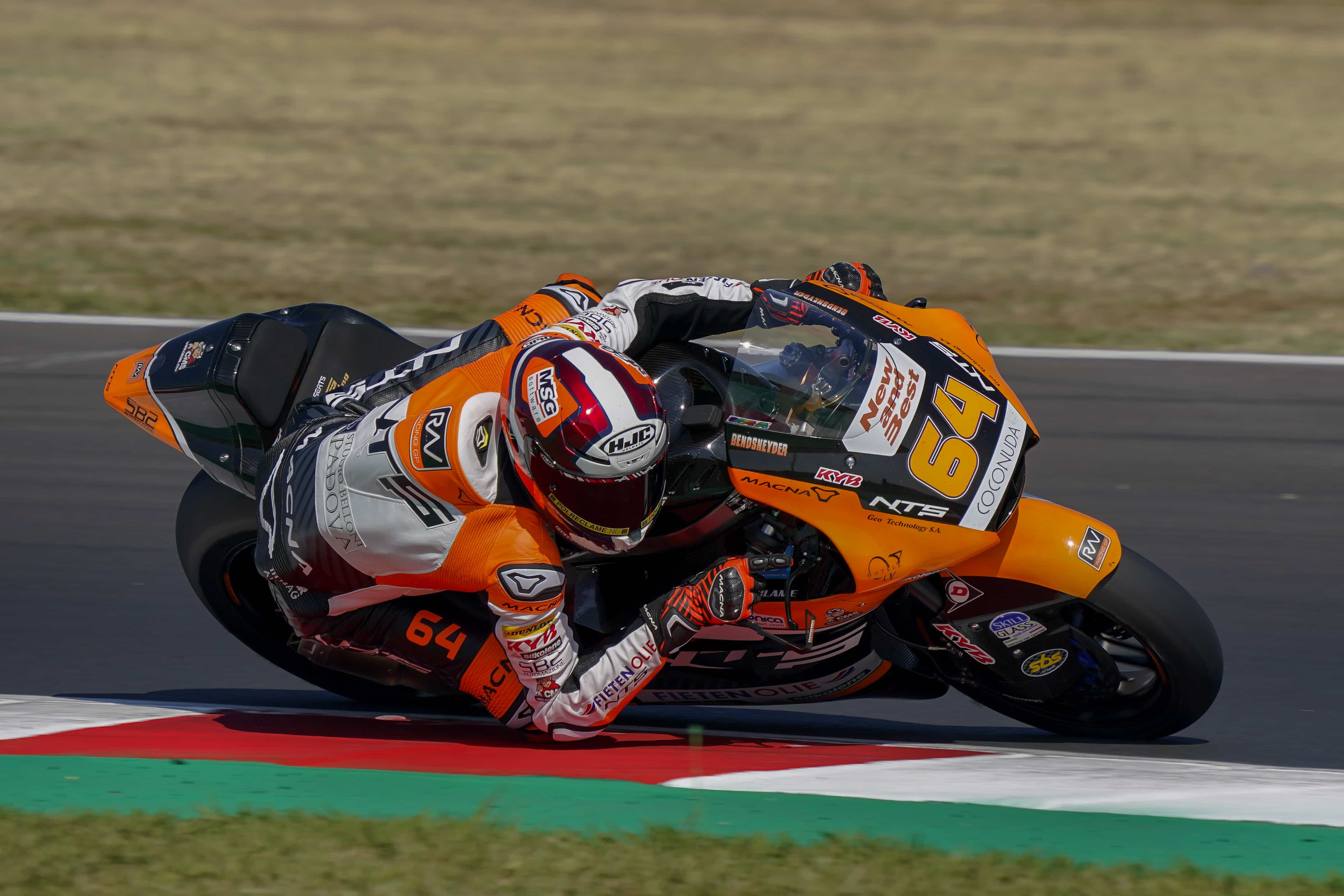 サンマリノGP NTS RW Racing GP 決勝レースレポート
