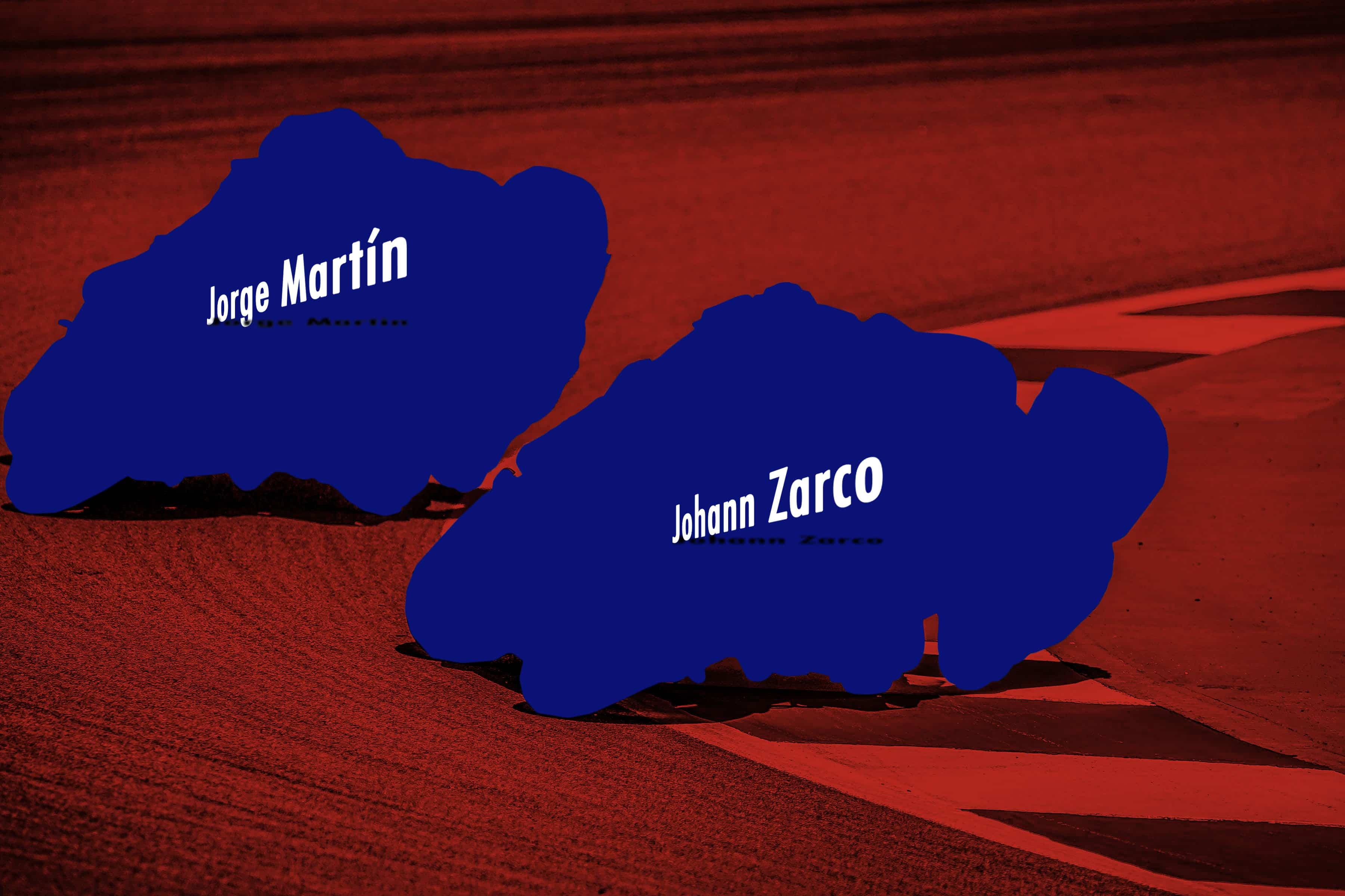 Pramacレーシング 2021年のライダーラインナップを公表 ライダーはザルコとマルティン