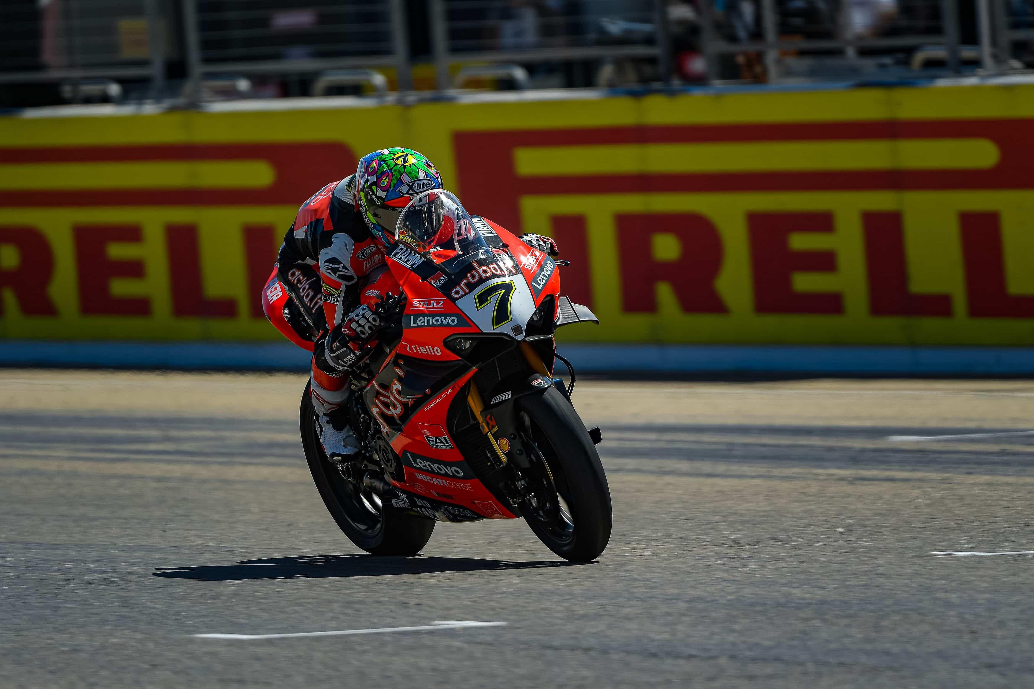 スーパーバイク世界選手権(SBK)マニクール戦 チャズ・デイビス「どんなコンディションであれベストを尽くす」