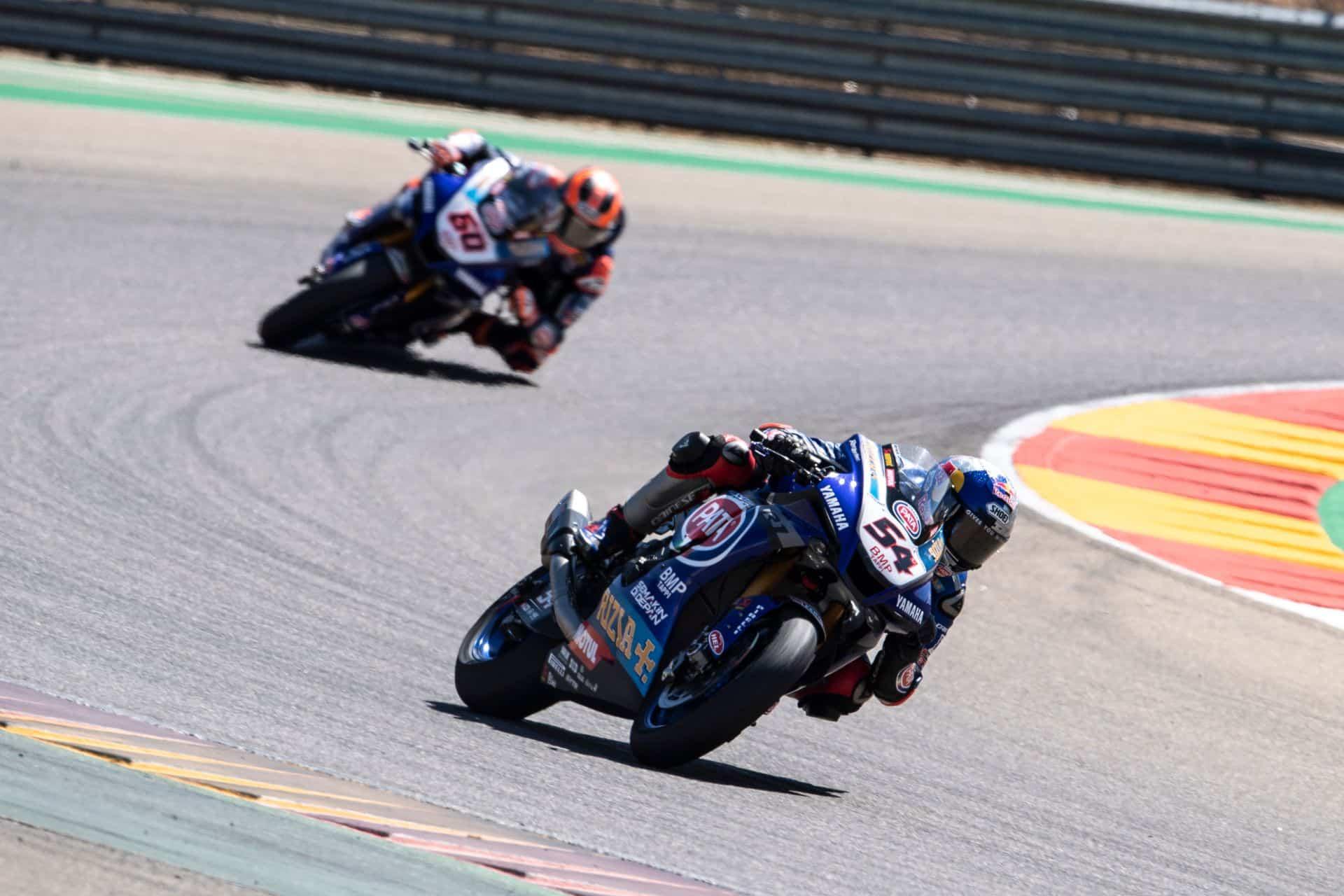 スーパーバイク世界選手権 テルエル戦レース1 5位ラズガトリオグル「前のグループについていくことができなかった」