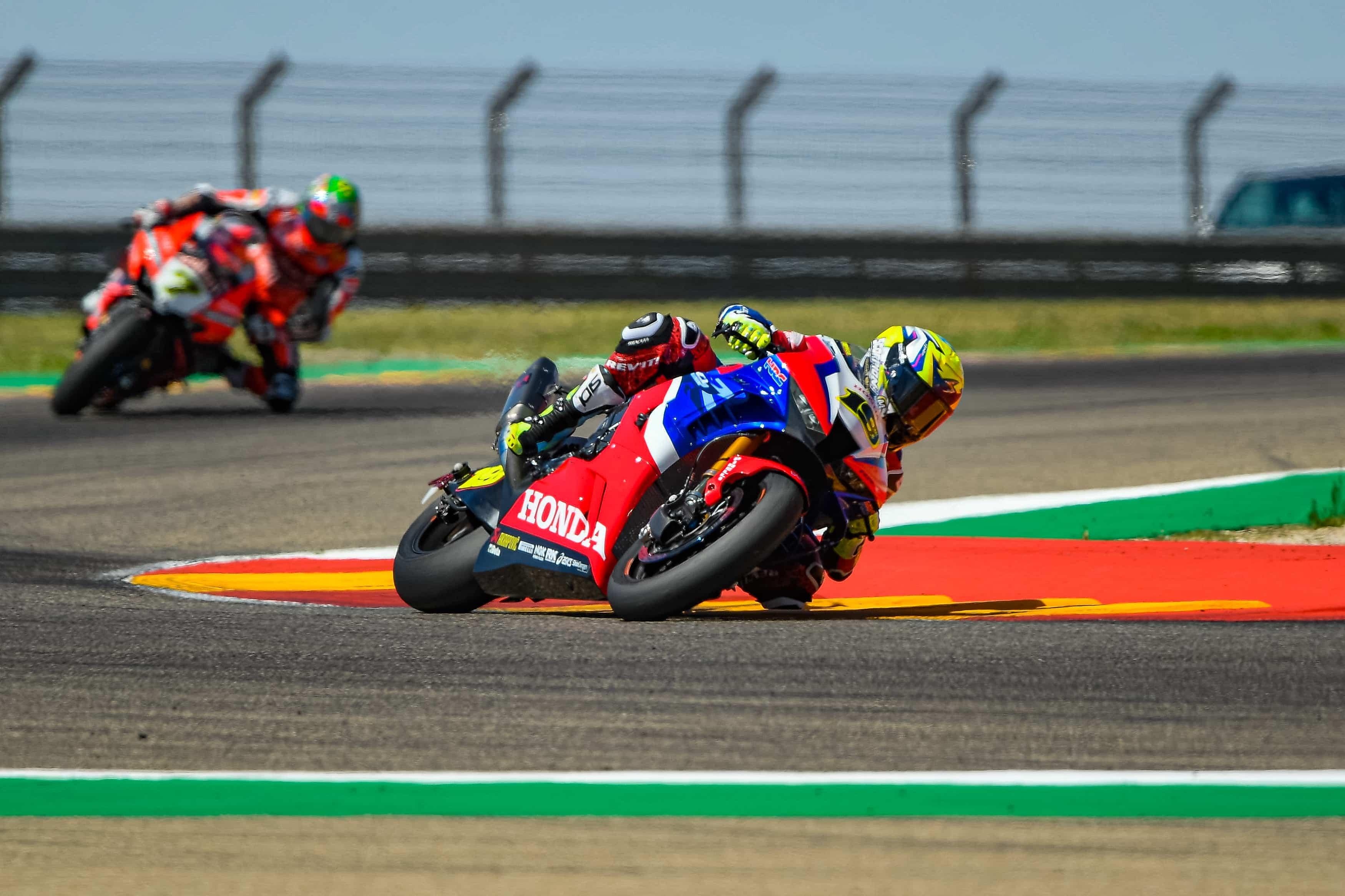 スーパーバイク世界選手権 テルエル戦レース1 DNFアルヴァロ・バウティ「ポジティブ面に集中したい」