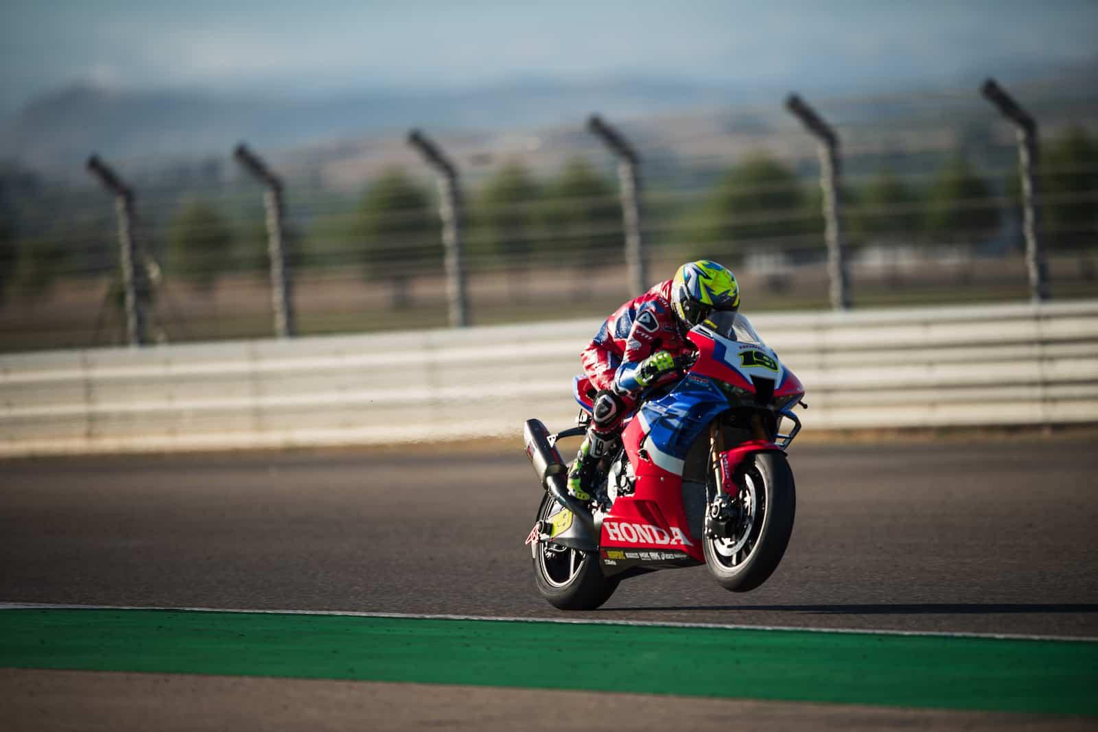 WSBKテルエル戦レース2 DNFアルヴァロ・バウティスタ「残念ながら立て直すことは出来なかった」