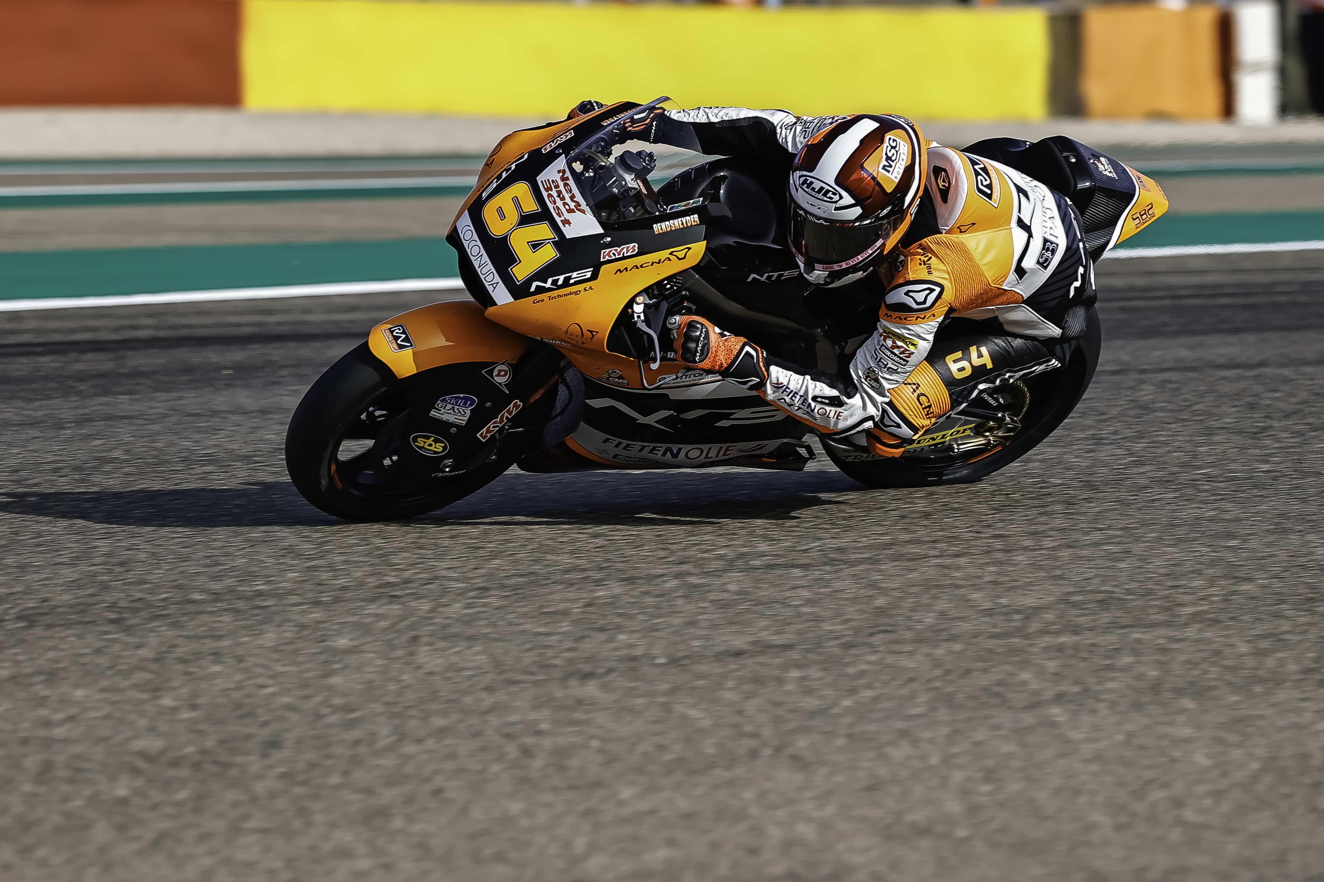 テルエルGP NTS RW Racing GP 公式練習1、公式練習2レポート