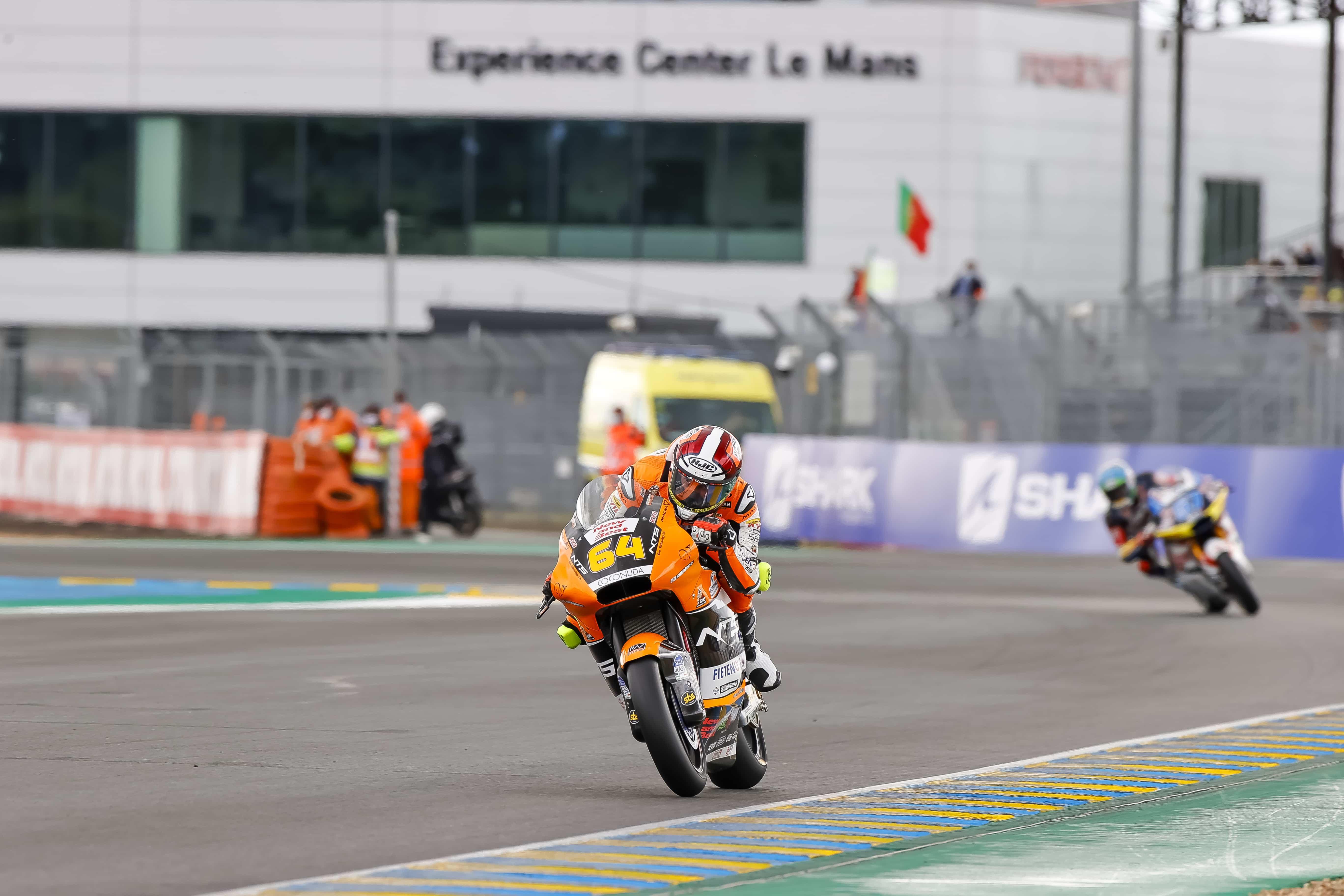 フランスGP NTS RW Racing GP 決勝レースレポート