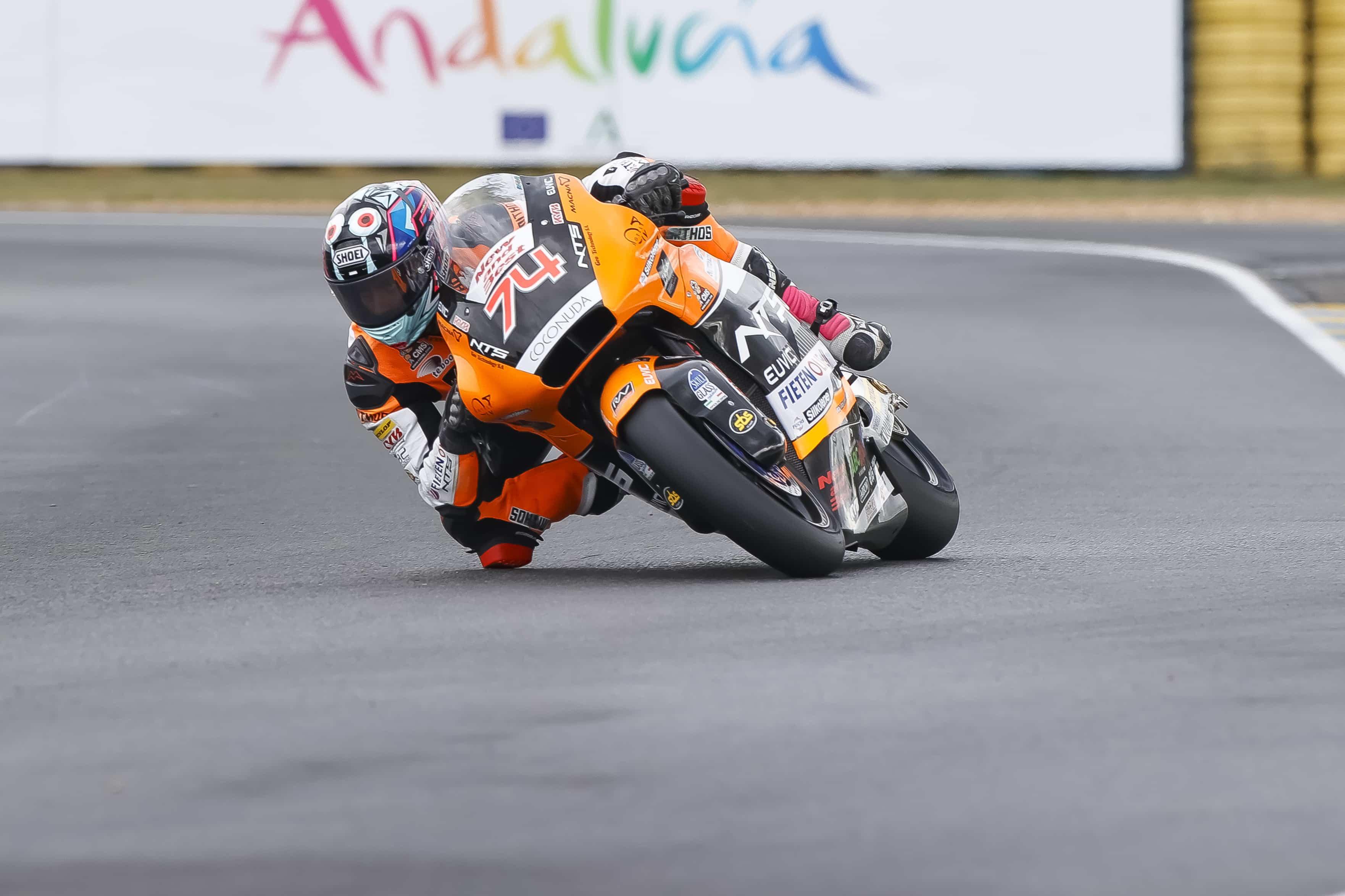 フランスGP NTS RW Racing GP 公式練習3、公式予選レポート