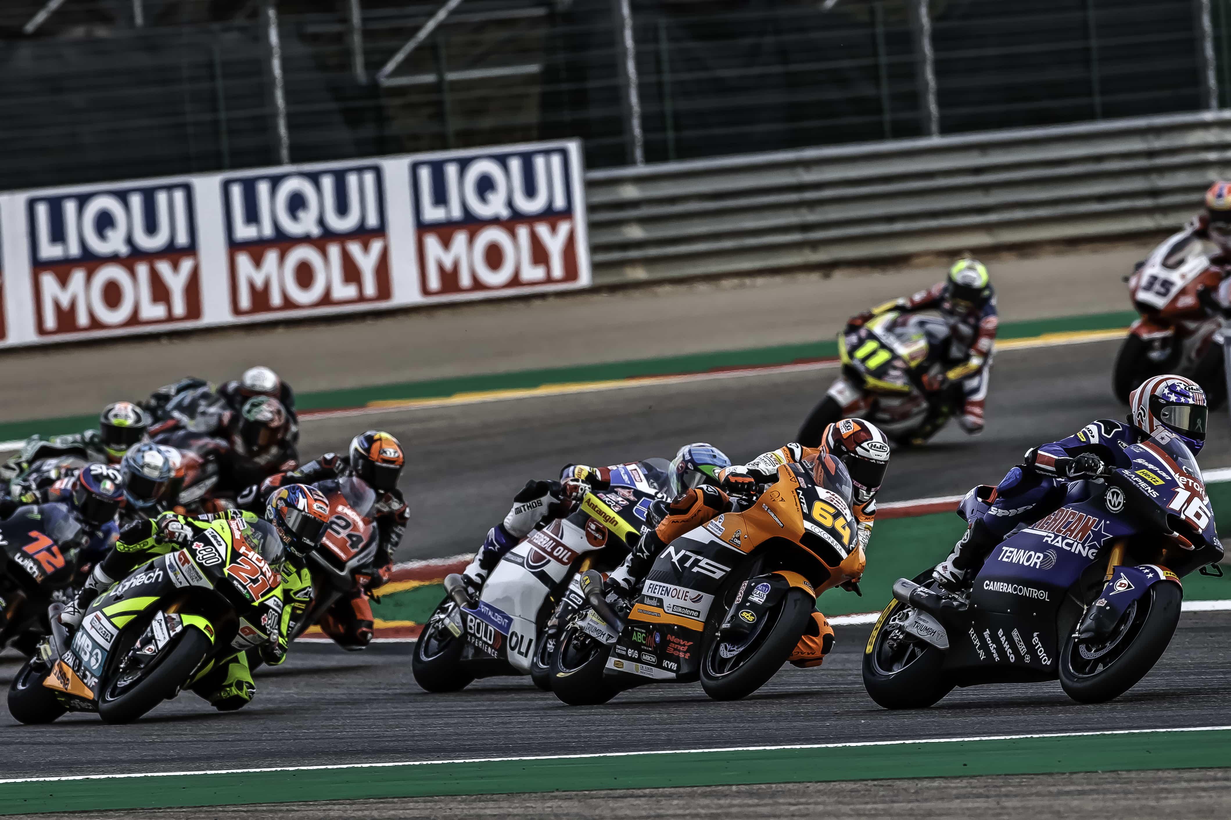 テルエルGP NTS RW Racing GP 決勝レースレポート