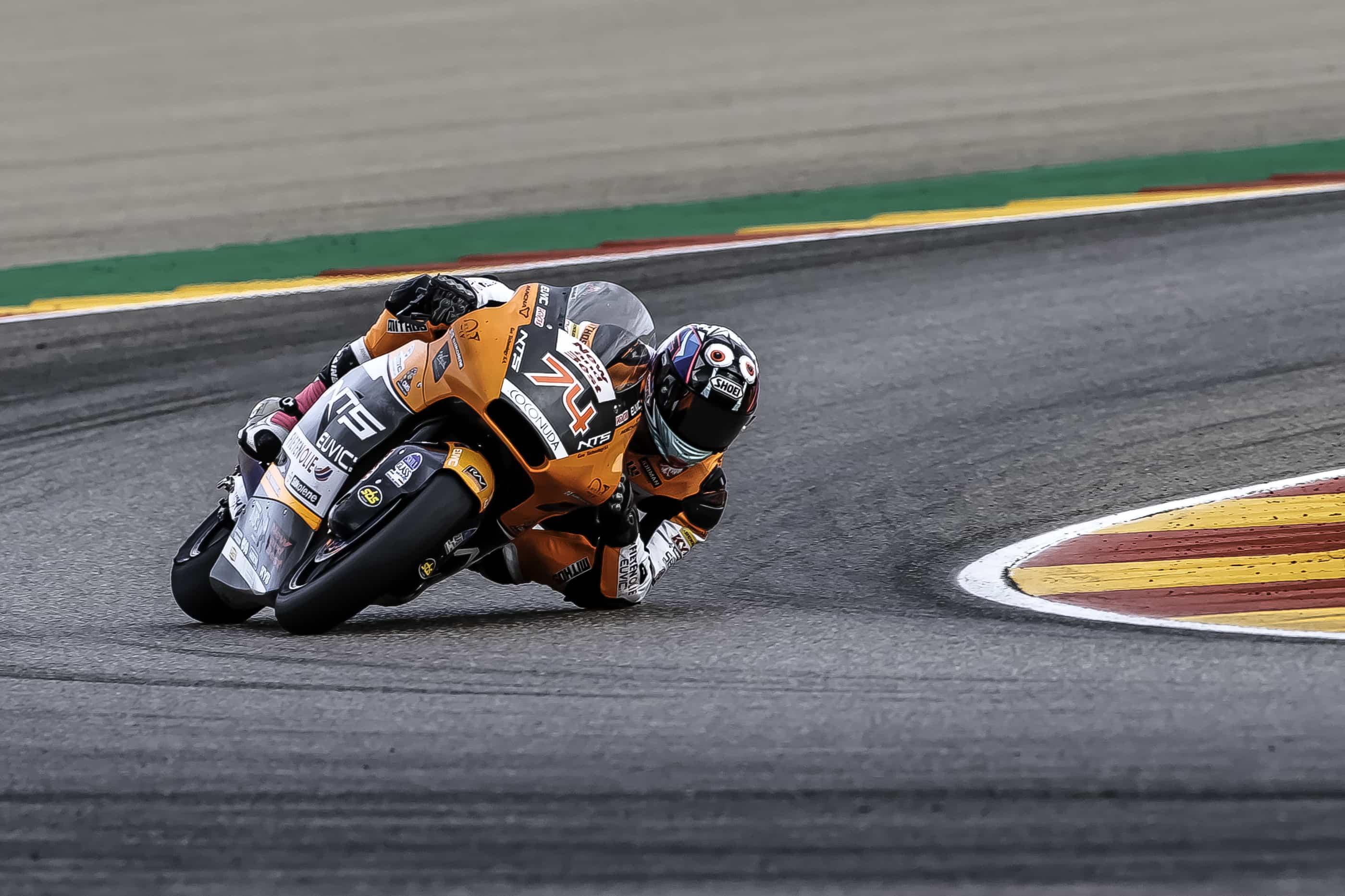 テルエルGP NTS RW Racing GP 公式練習3、公式予選レポート