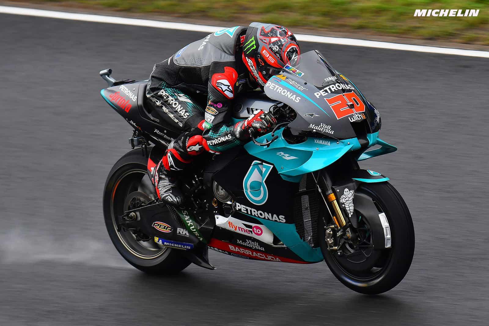フランスGP 9位ファビオ・クアルタラロ「けして諦めずに走り続けた」