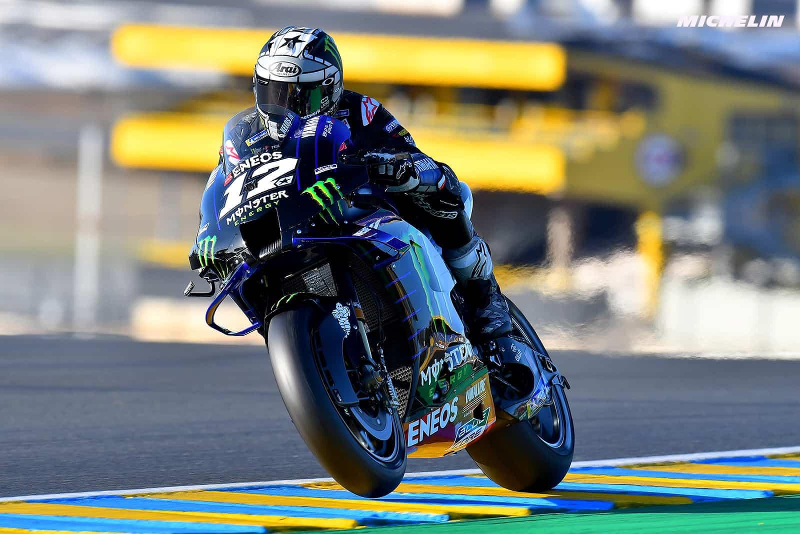 フランスGP 10位マーべリック・ビニャーレス「電制に頼らずスタートしたが上手くいかなかった」
