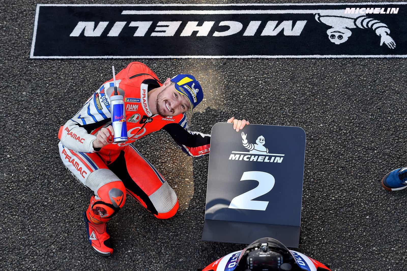 フランスGP 予選2位ジャック・ミラー「表彰台獲得のために全力を尽くす」