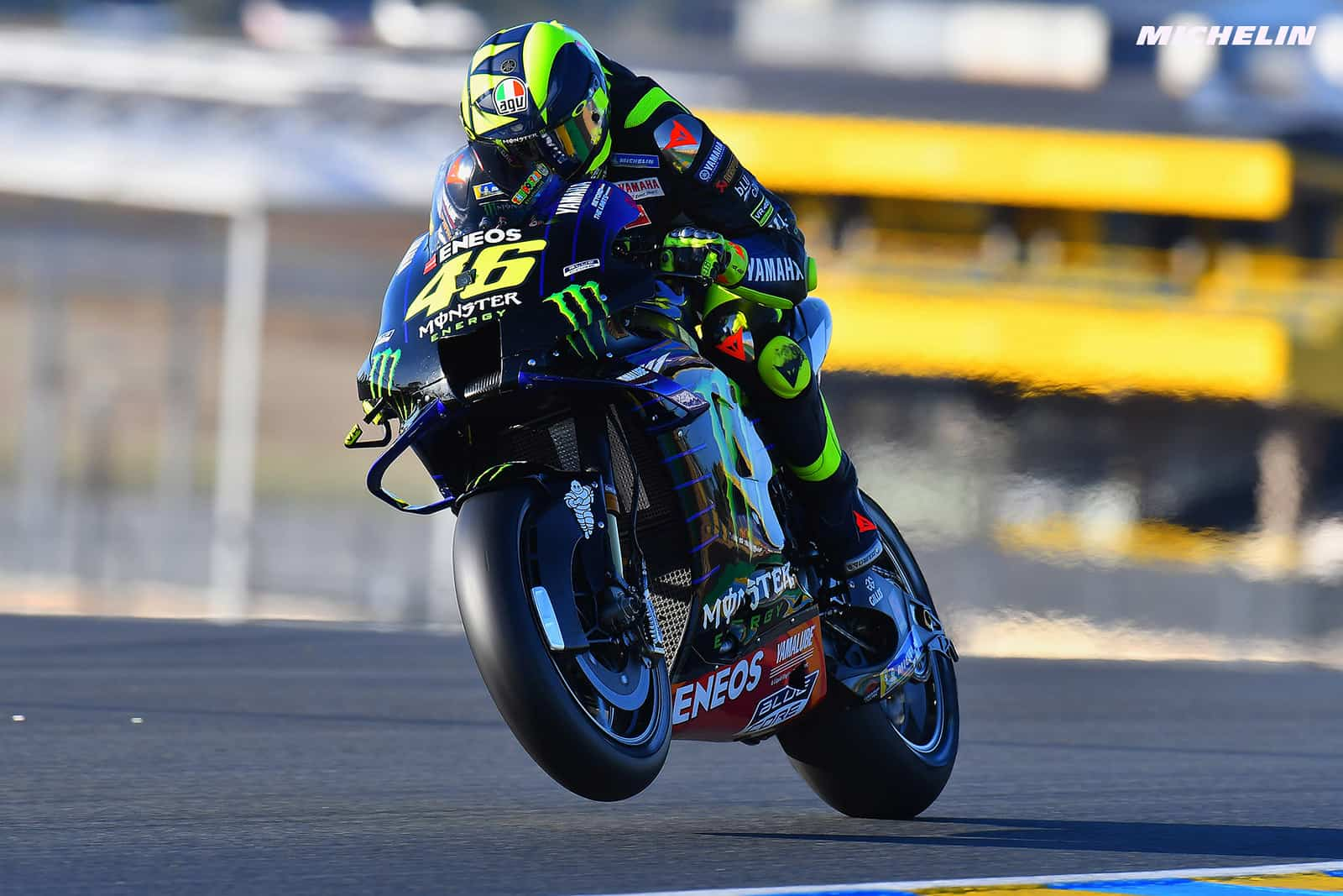 フランスGP 予選10位バレンティーノ・ロッシ「Q2の最後にミスをしてしまった」