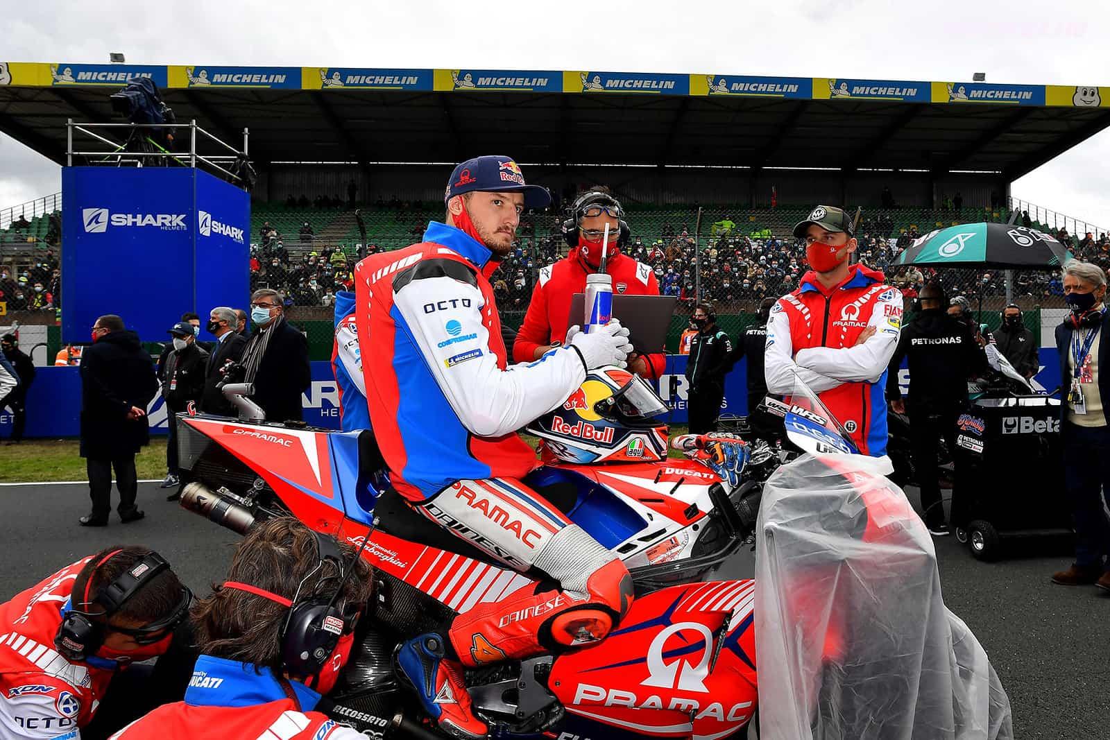 フランスGP ジャック・ミラー「エンジントラブルは起こるべくして起きた」