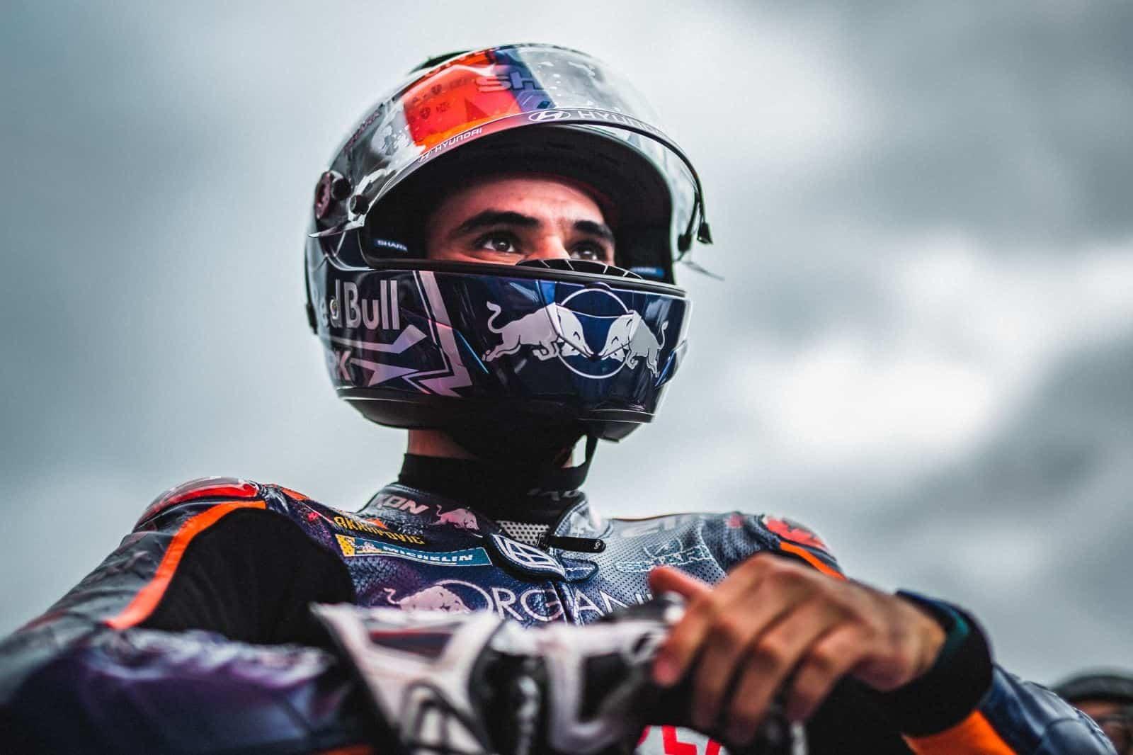 フランスGP 6位ミゲル・オリヴェイラ「4位で完走出来ると思っていた。」