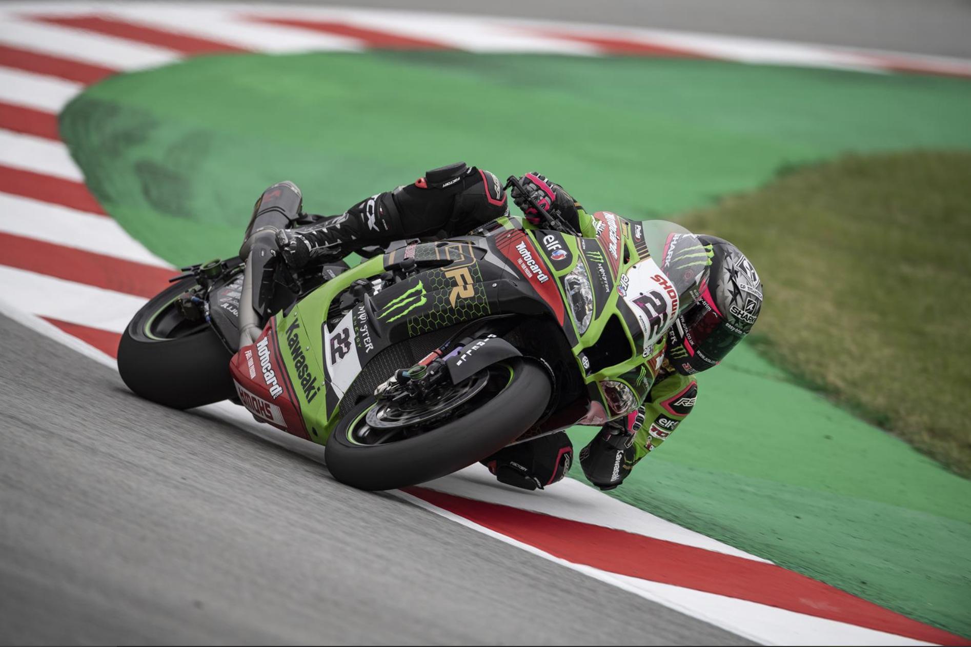 スーパーバイク世界選手権(SBK)マニクール戦アレックス・ロウズ「あと2ラウンドしかないのは奇妙な感覚」