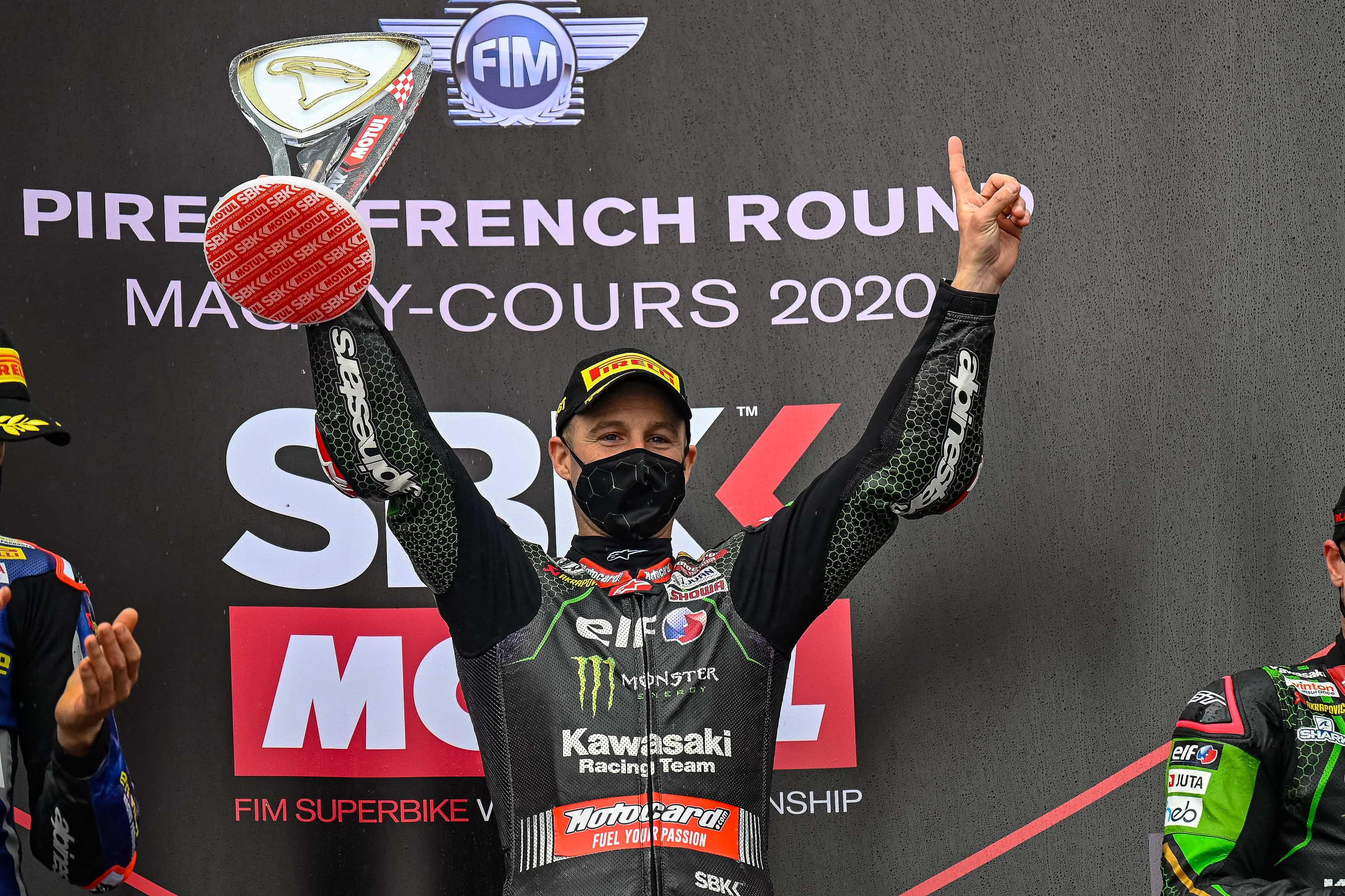 ピレリ(Pirelli)レースレビュー マニクール戦レース1でレイが優勝、地元のバズが2位