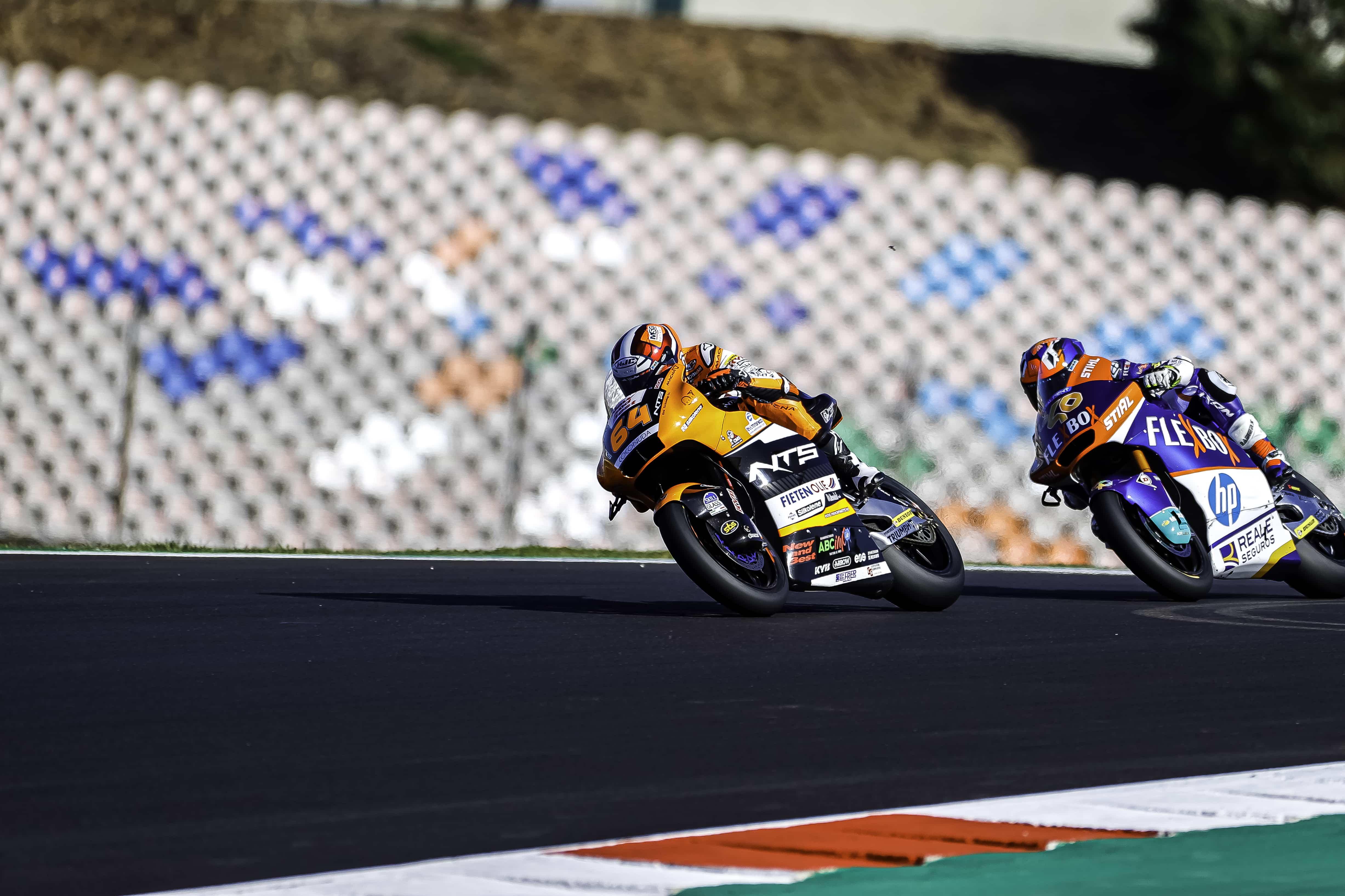 ポルトガルGP NTS RW Racing GP 公式練習3、公式予選レポート
