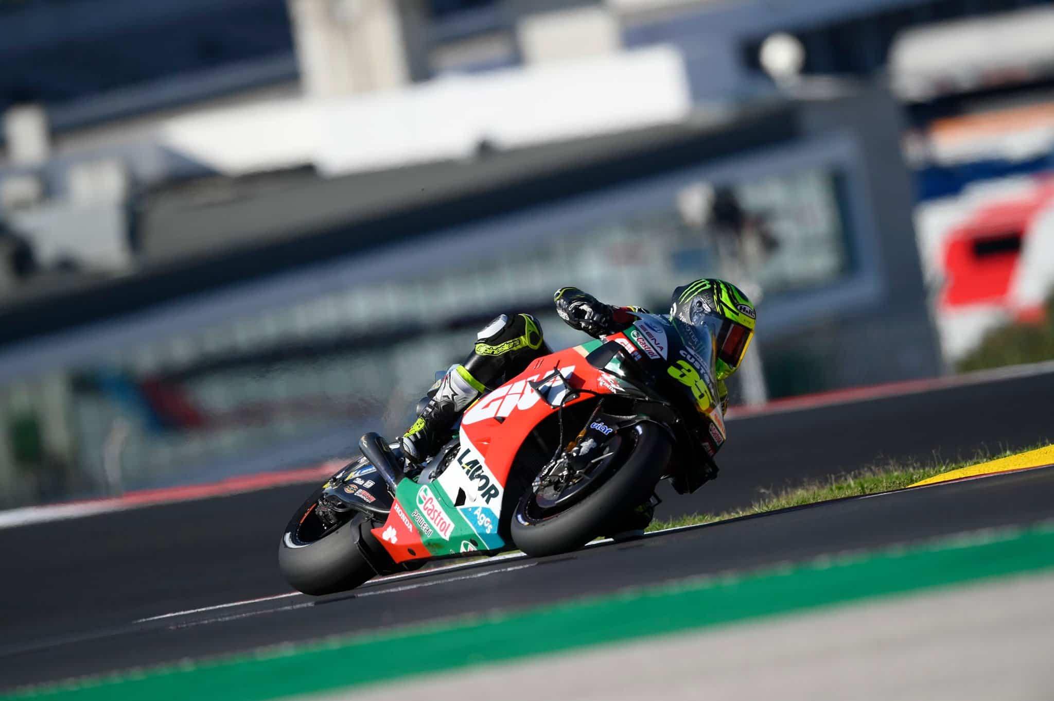 ポルトガルGP 予選4位カル・クラッチロー「予選3番手が獲得出来るかと思っていた」