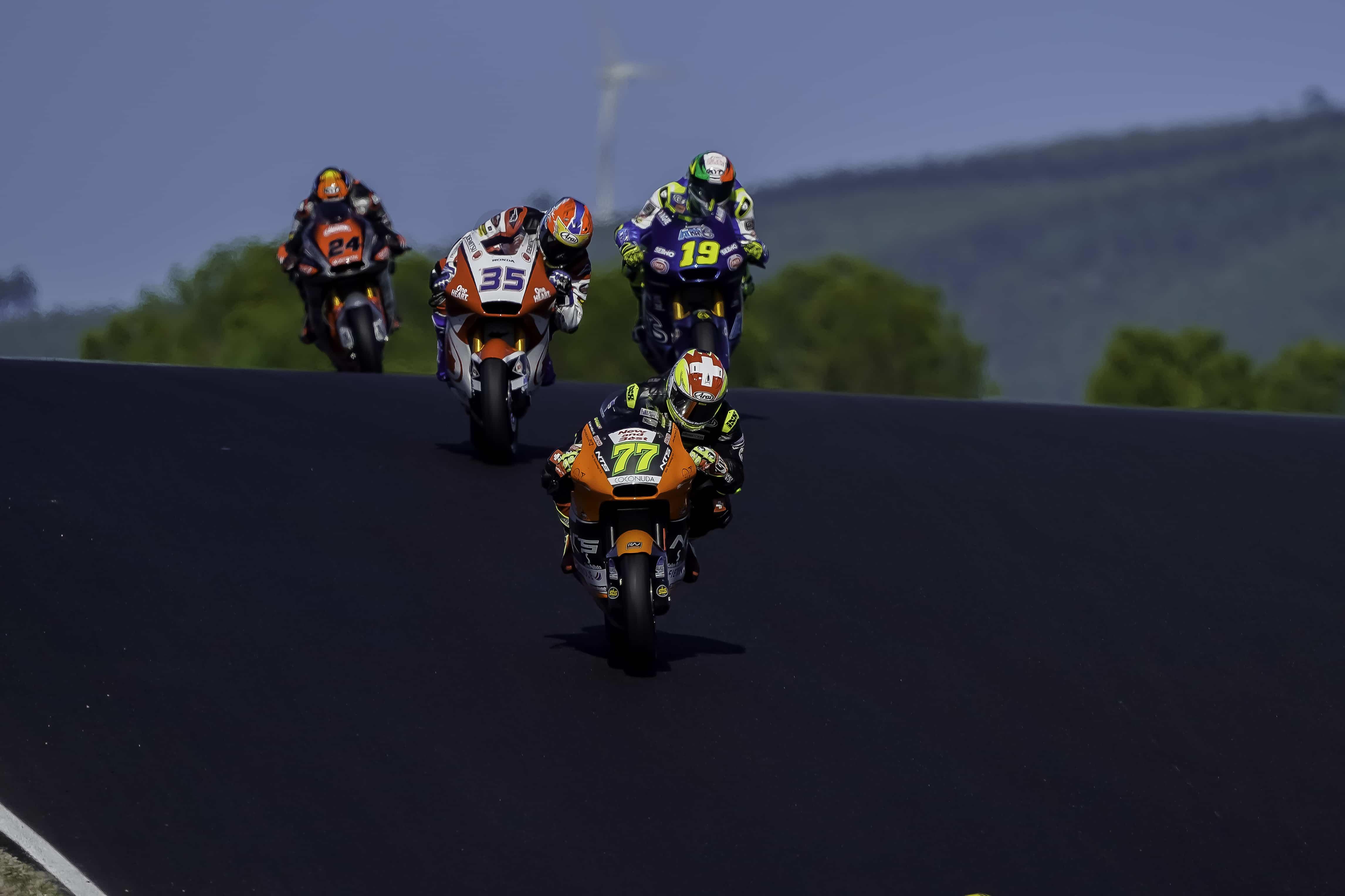 ポルトガルGP NTS RW Racing GP 決勝レースレポート