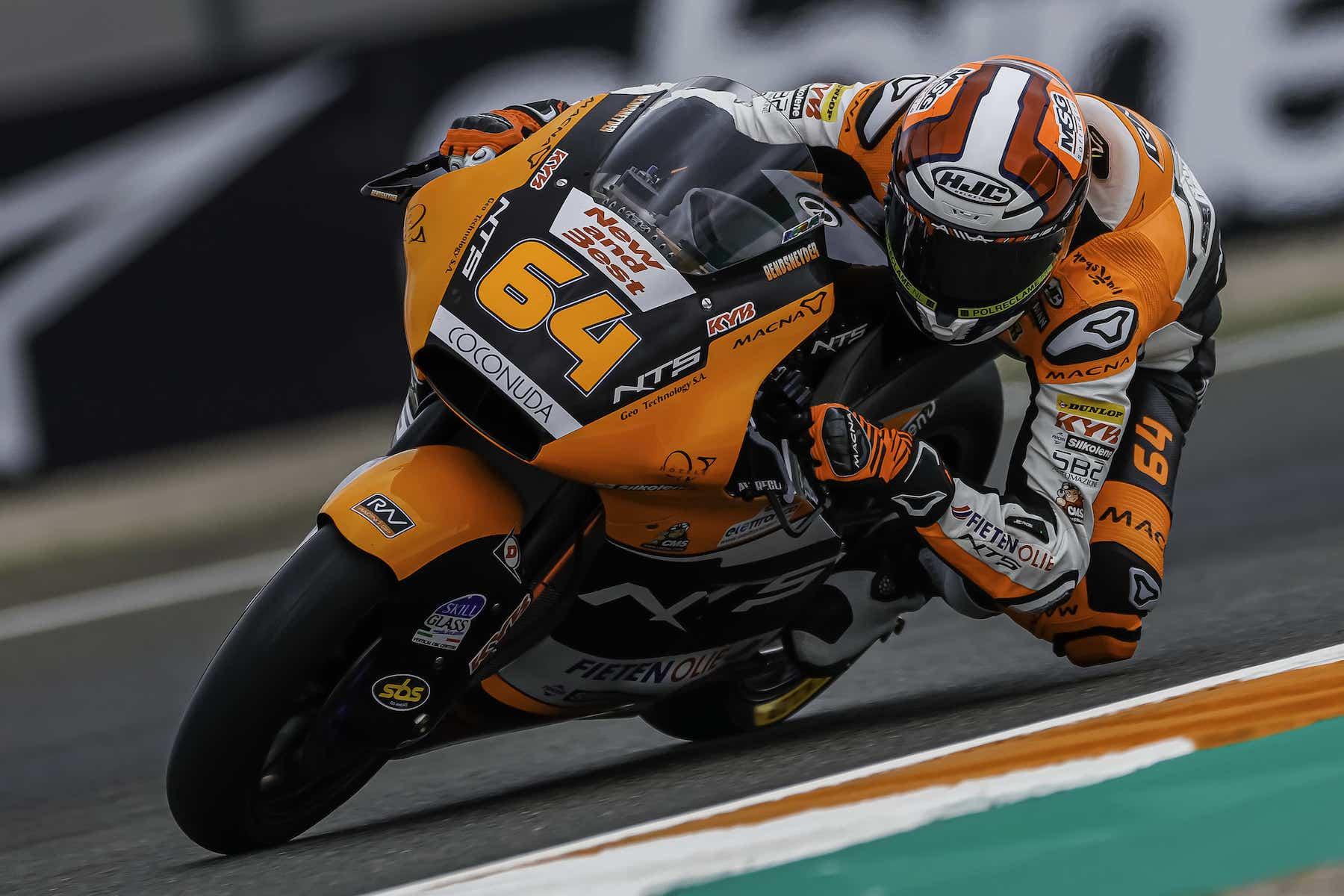 ヨーロッパGP NTS RW Racing GP 公式練習1、公式練習2レポート