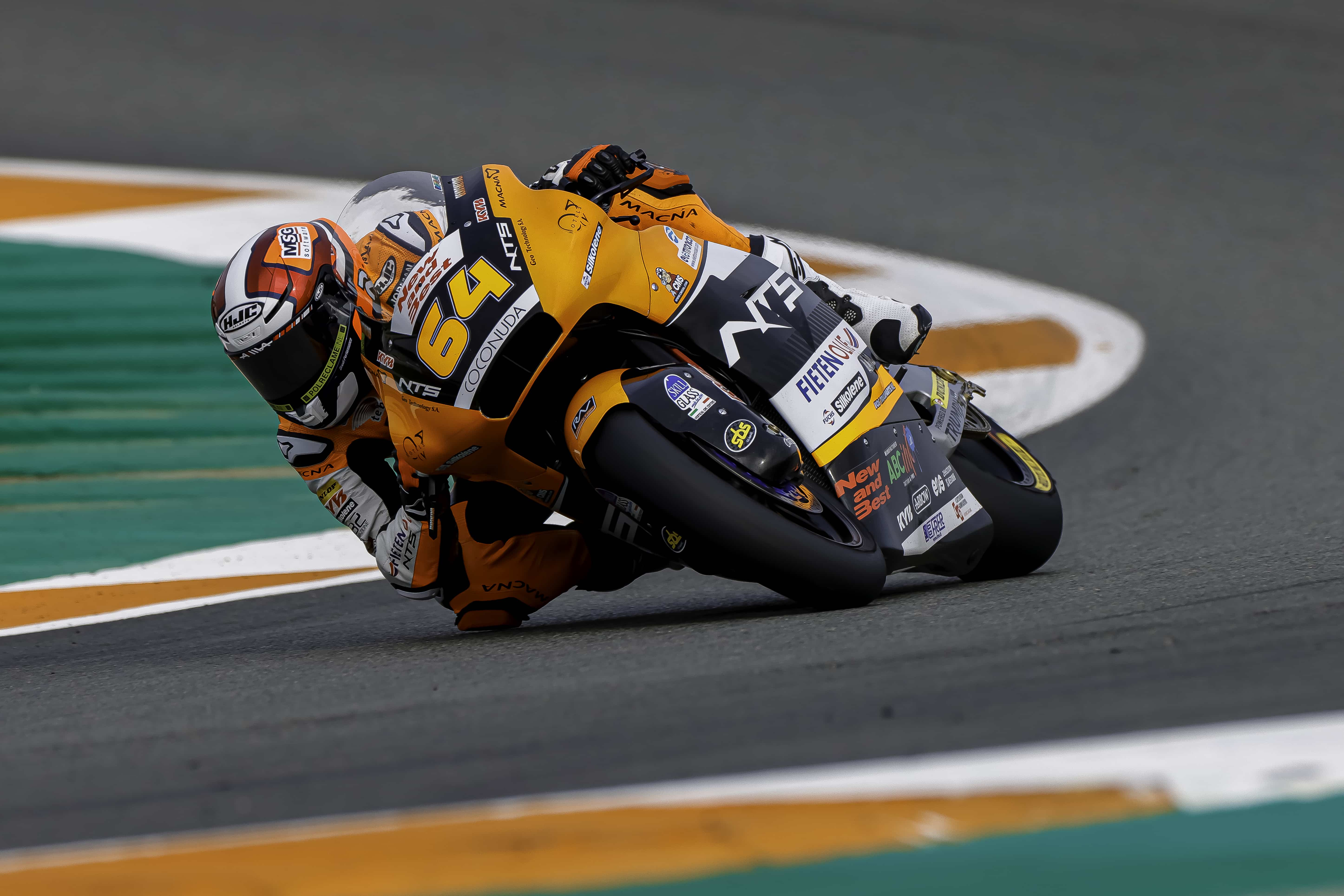 バレンシアGP NTS RW Racing GP 公式練習3、公式予選レポート