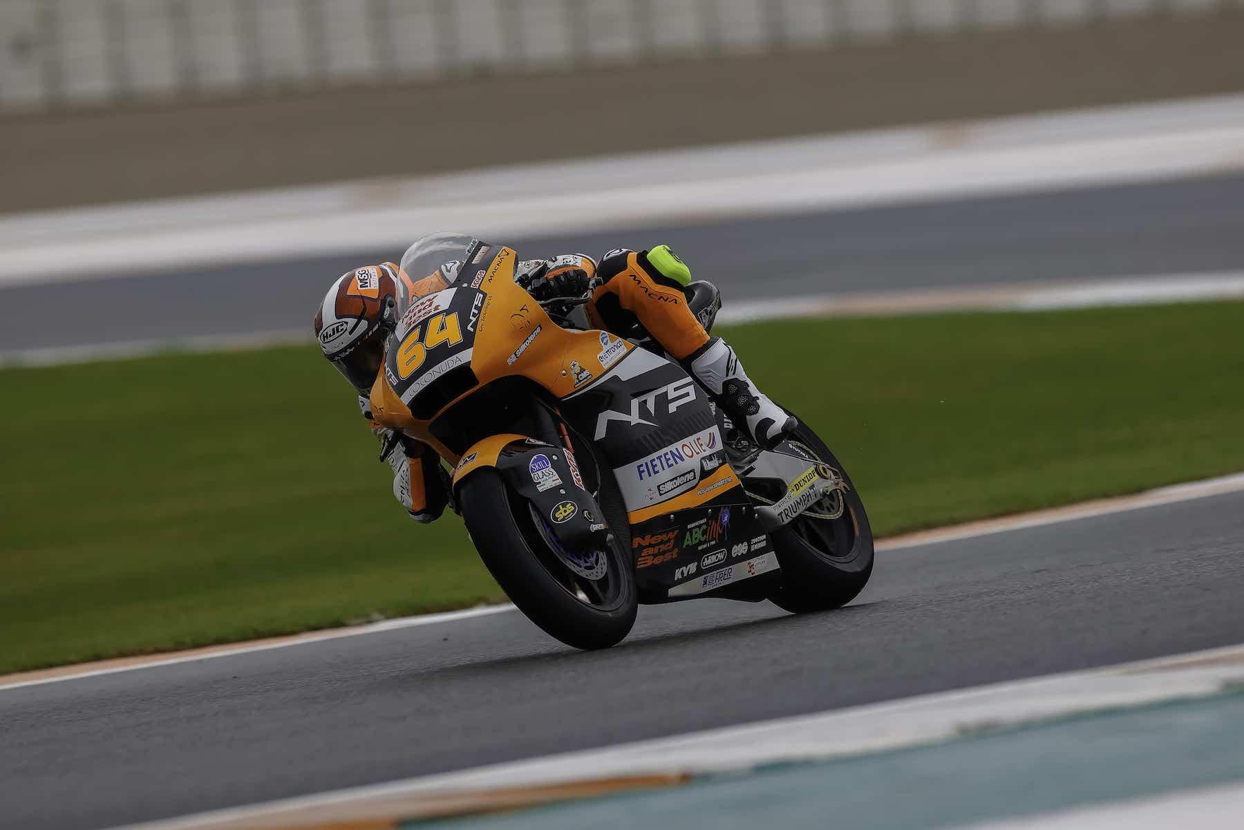 ヨーロッパGP NTS RW Racing GP 決勝レースレポート