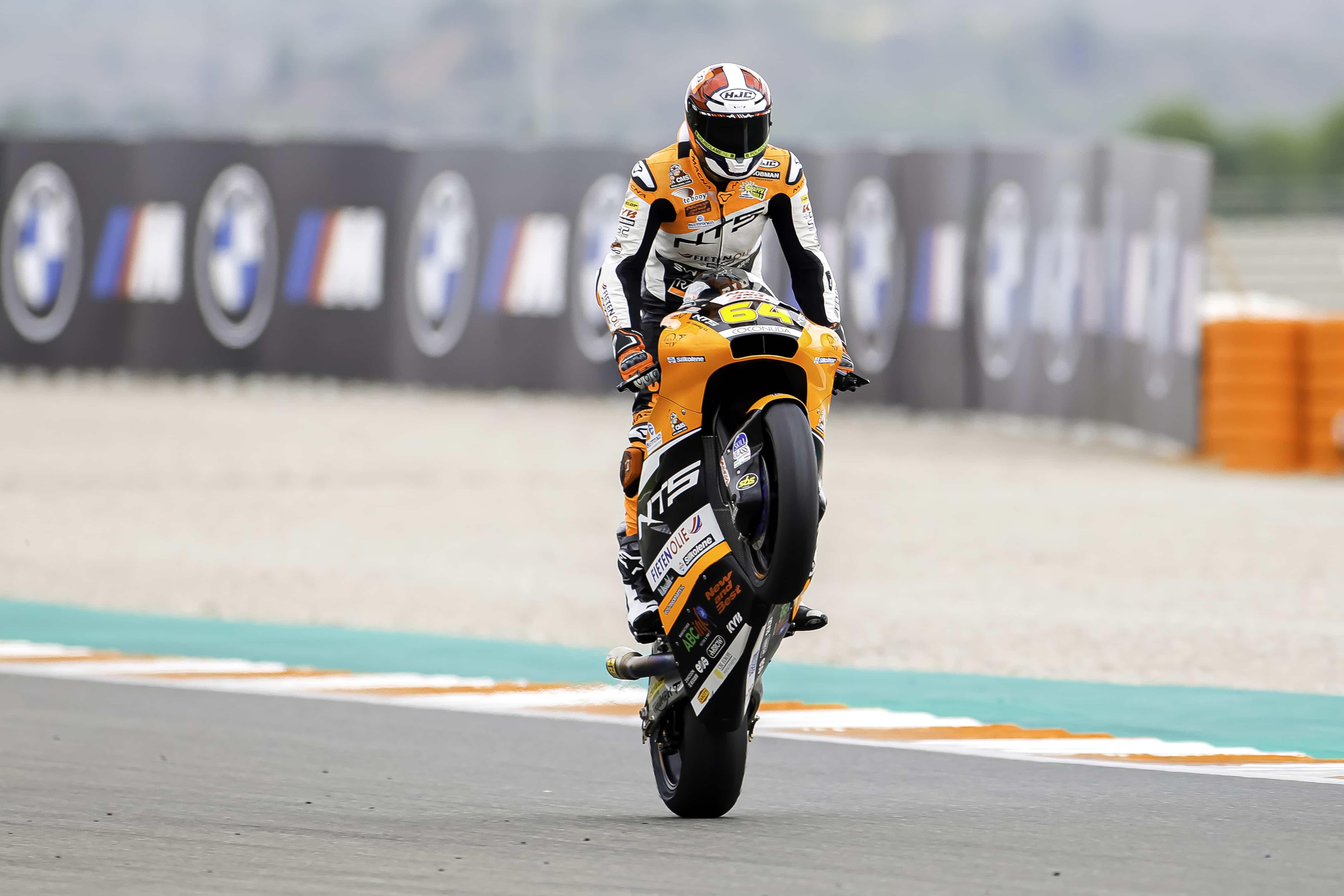バレンシアGP NTS RW Racing GP 決勝レースレポート