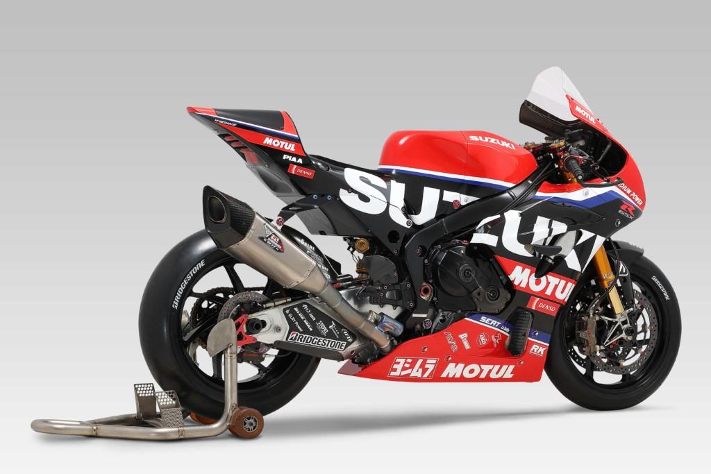 ヨシムラ 2021年のFIM世界耐久選手権(EWC) にヨシムラ SERT Motulとしてフル参戦
