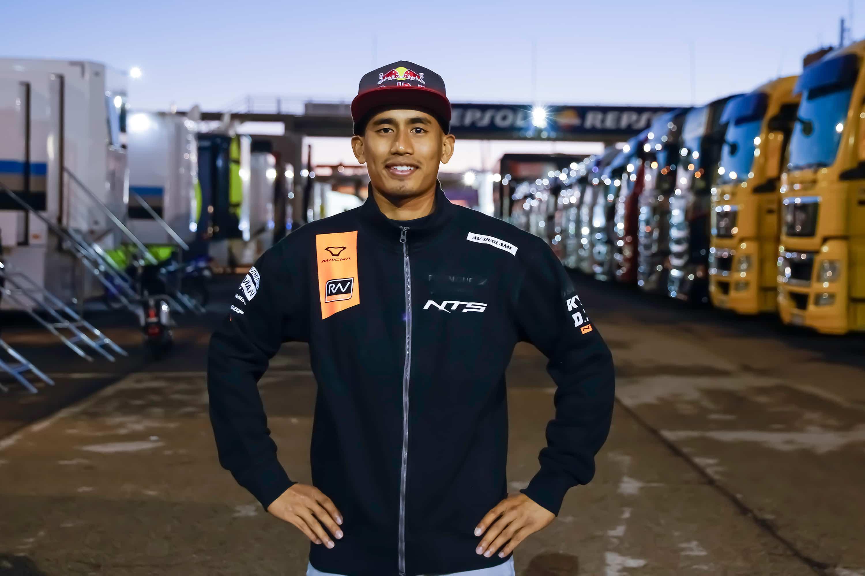NTS RW Racing GP  ハフィス・シャーリンと2021年の契約を締結