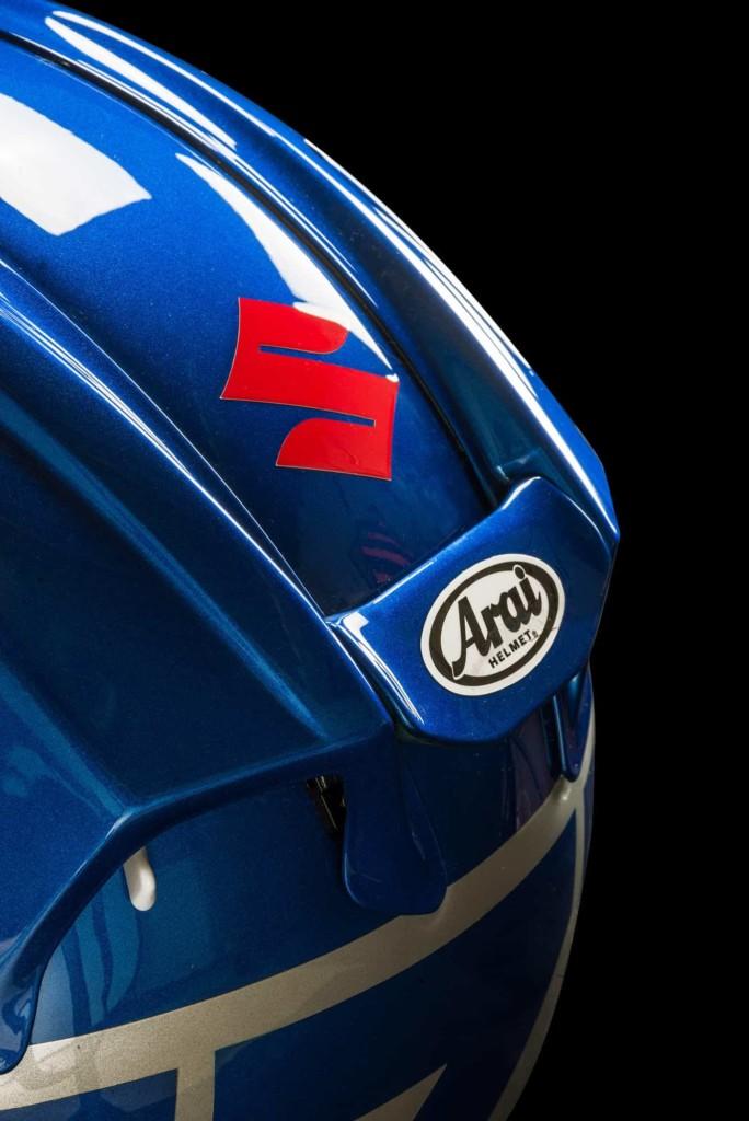 スズキ創立100周年記念ヘルメット SAK_ART DESIGN ダヴィデ・サッチーニへの特別インタビュー
