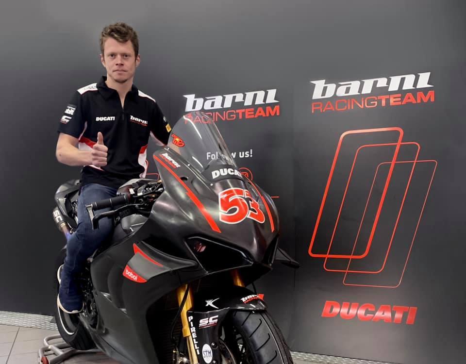 ティト・ラバト 2021年はBarni Racing TeamからWSBKに参戦