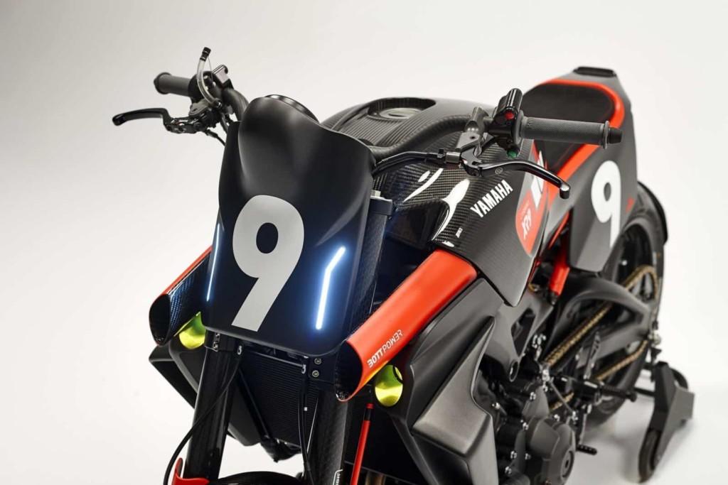 ヤマハ ヤードビルト(Yard Built) スペインのBottpowerからXR9 Carbonaが登場
