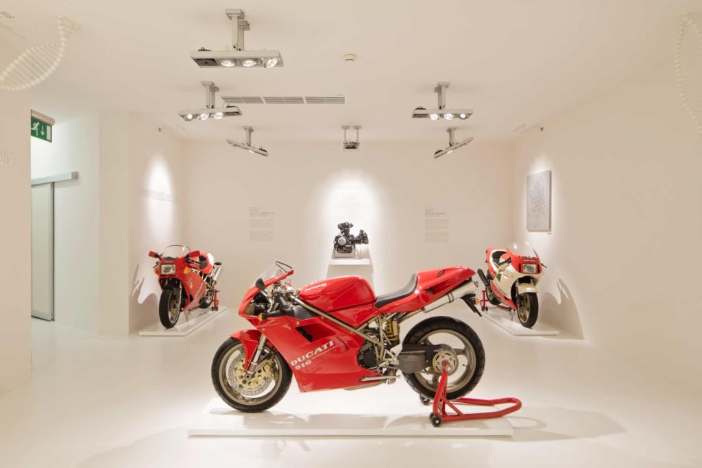 Ducati ドゥカティ・ミュージアムのオンラインツアー「ドゥカティ・ミュージアム・オンライン・ジャーニー」を開始