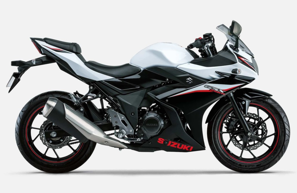GSX250R ABS
