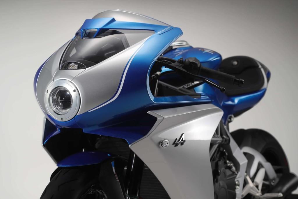 MV Agusta Superveloce Alpine