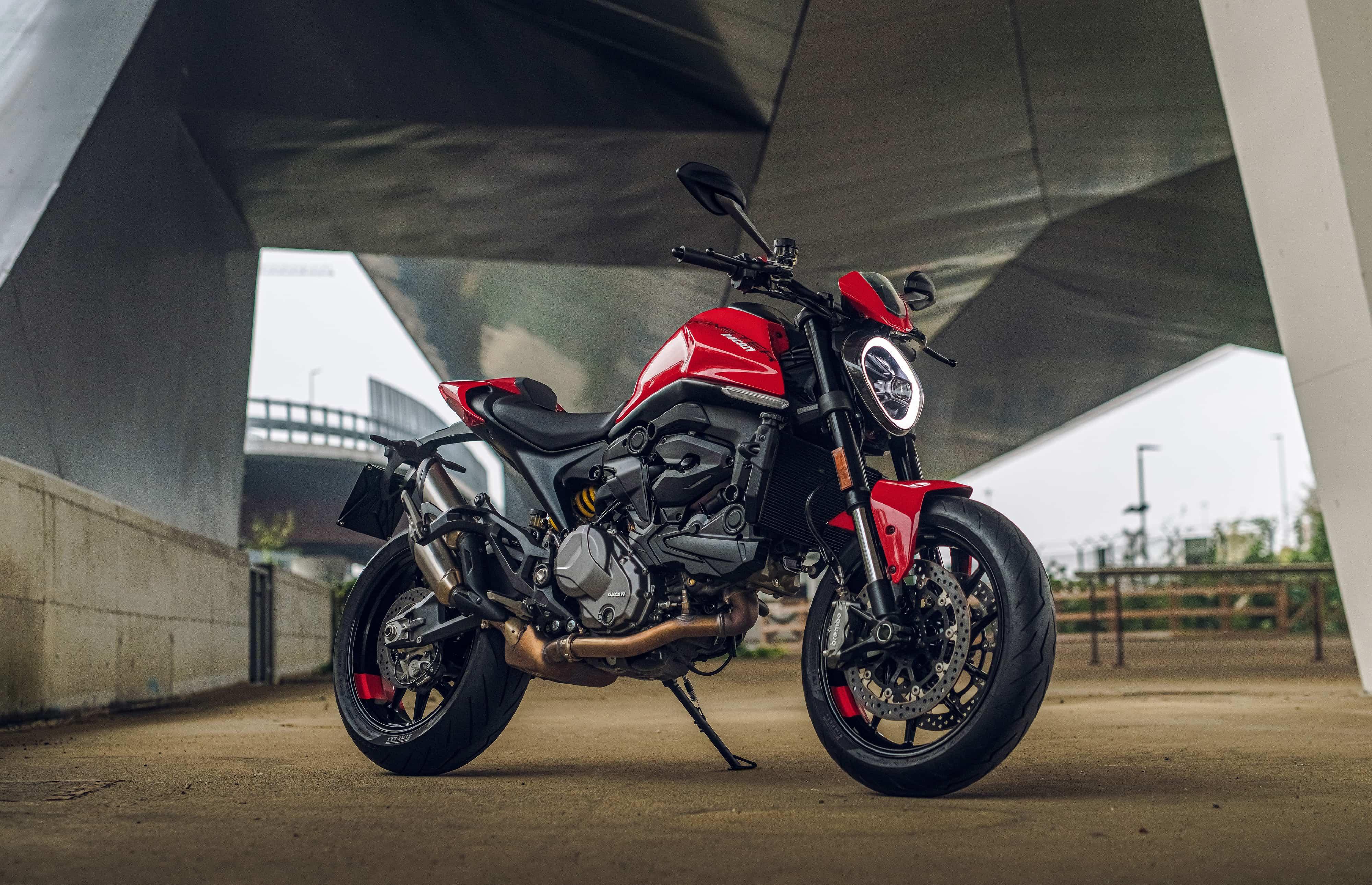 Ducati 完全新型となるモンスターを発表