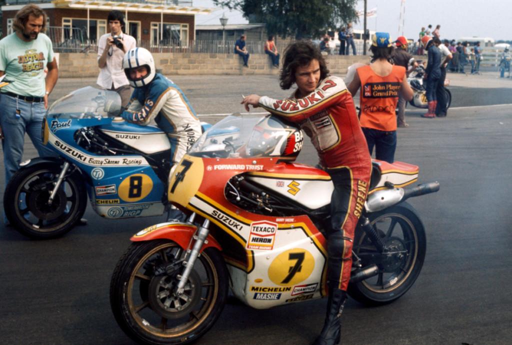 1976 – バリー・シーン