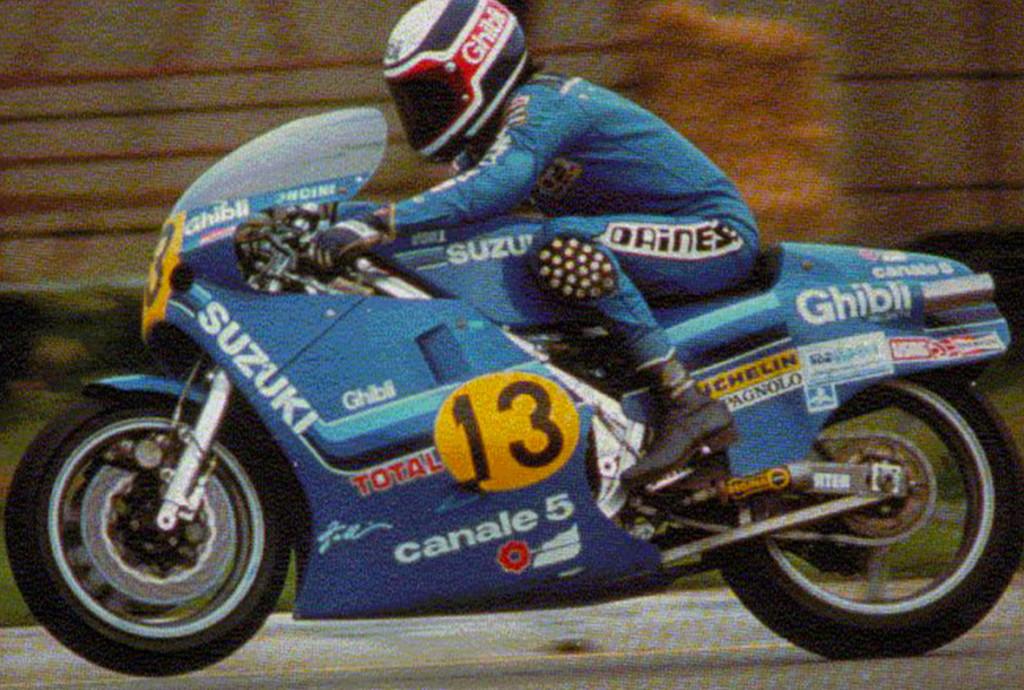 1982 – フランコ・ウンチーニ