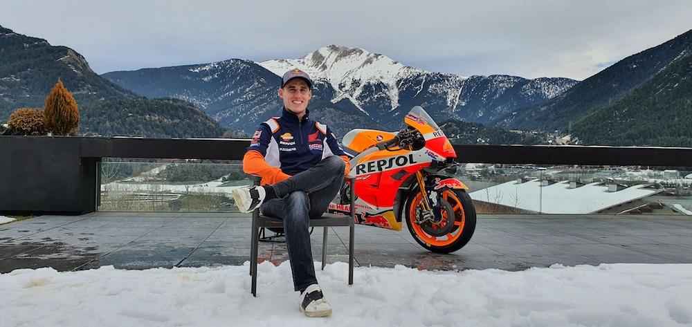 ポル・エスパルガロ「最高のライダーであるマルクと、同じバイクで自分を試してみたい」