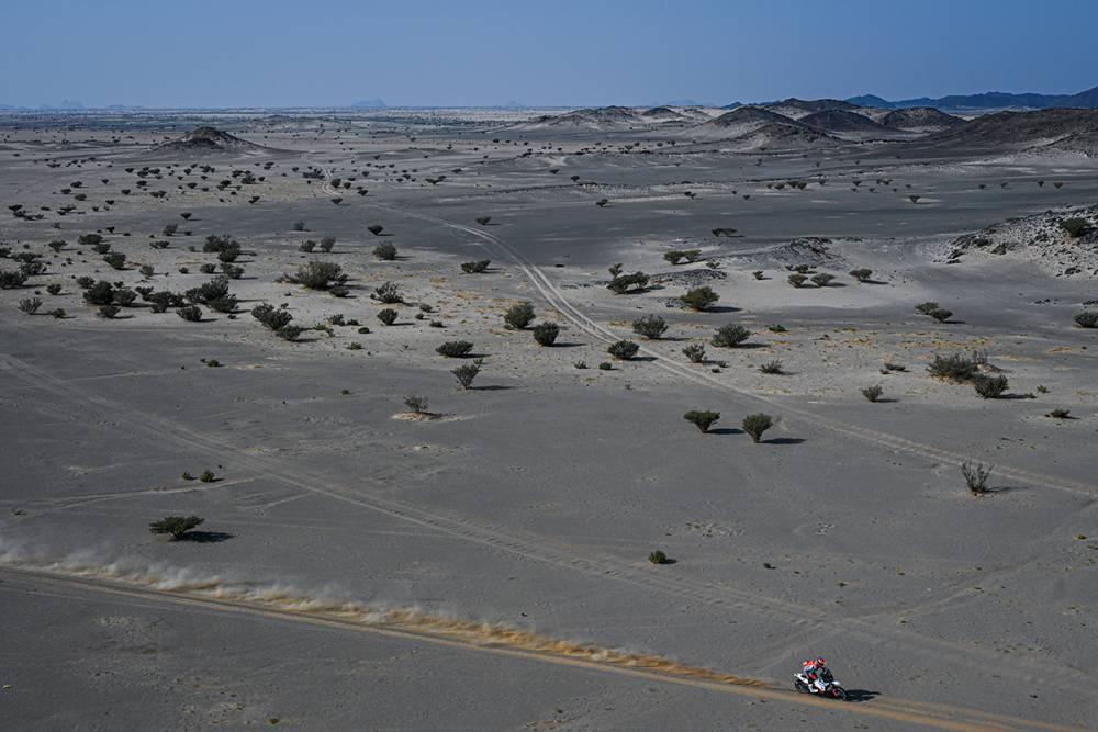 ダカール・ラリー2021  ステージ4結果 ステージ優勝はホンダのホアン・バレダ