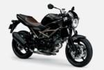 スズキ「SV650X ABS」のカラーリングを変更して1月28日より発売