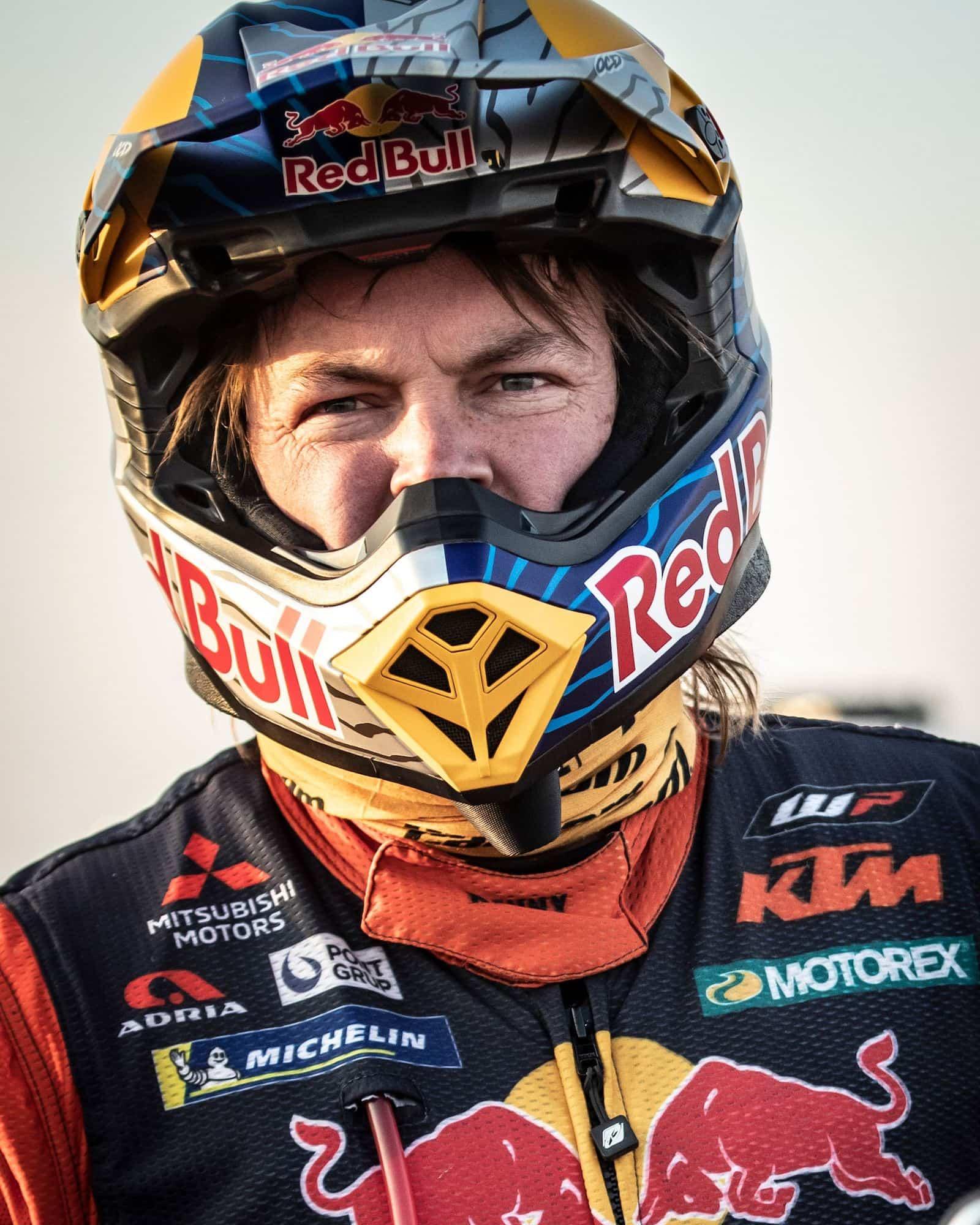 レッドブル・KTMファクトリー・レーシング トビー・プライスが鎖骨を骨折しリタイア