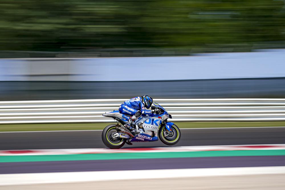 シルヴァン・ギュントーリ「2020年のGSX-RRは究極のハンドリングのバイク」
